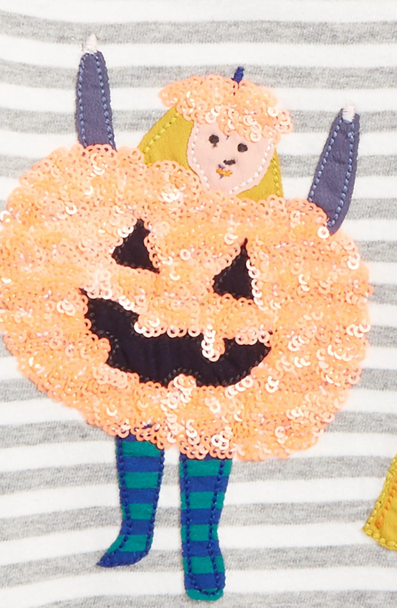 Trick or Treat Halloween Tee,                             Alternate thumbnail 2, color,                             054