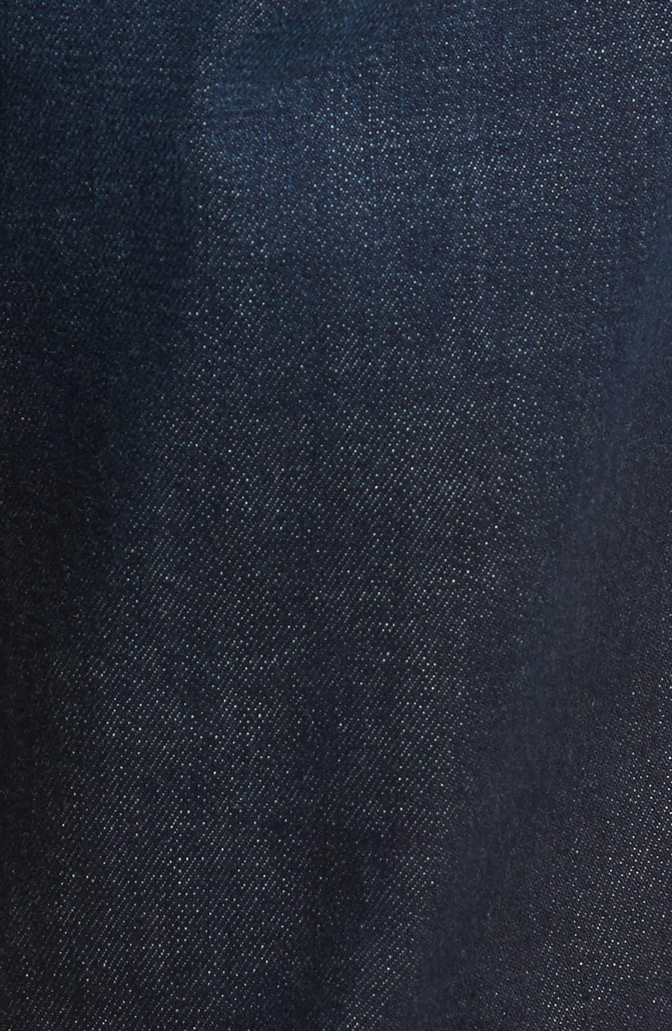 Blake Slim Fit Jeans,                             Alternate thumbnail 5, color,                             EVENING HUSH