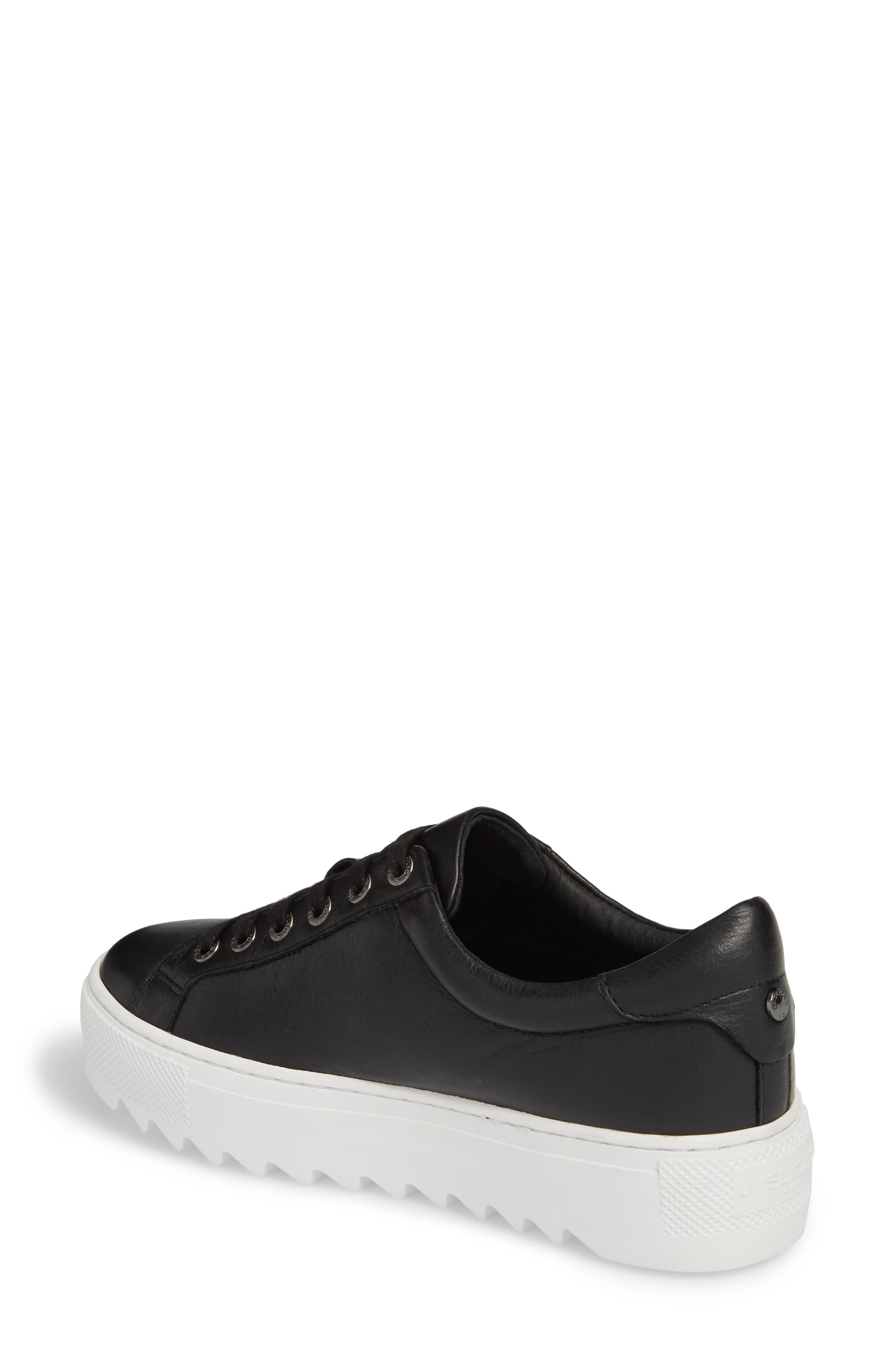 Sapphire Platform Sneaker,                             Alternate thumbnail 2, color,                             015