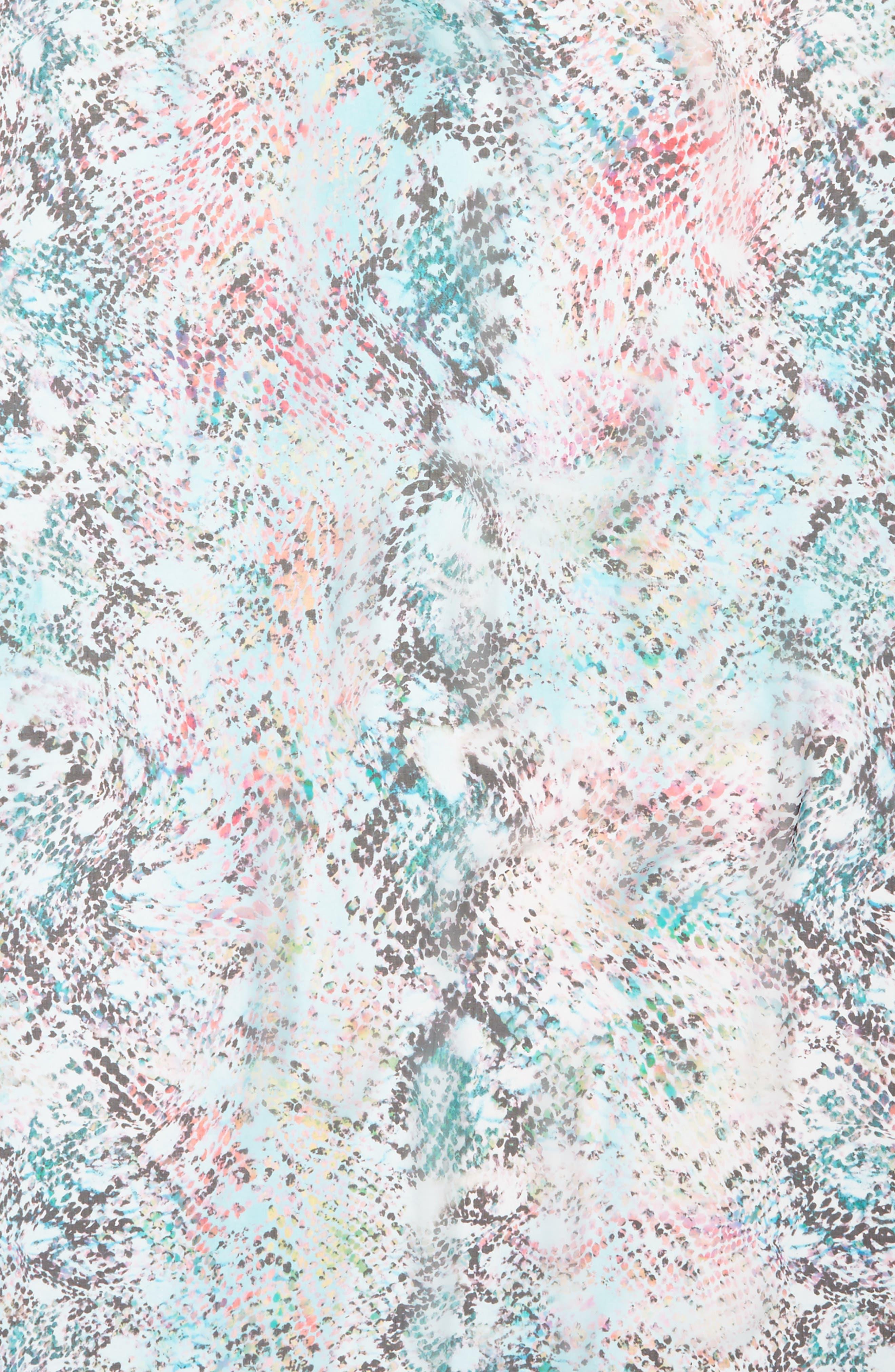 Silk Chiffon Oblong Scarf,                             Alternate thumbnail 64, color,