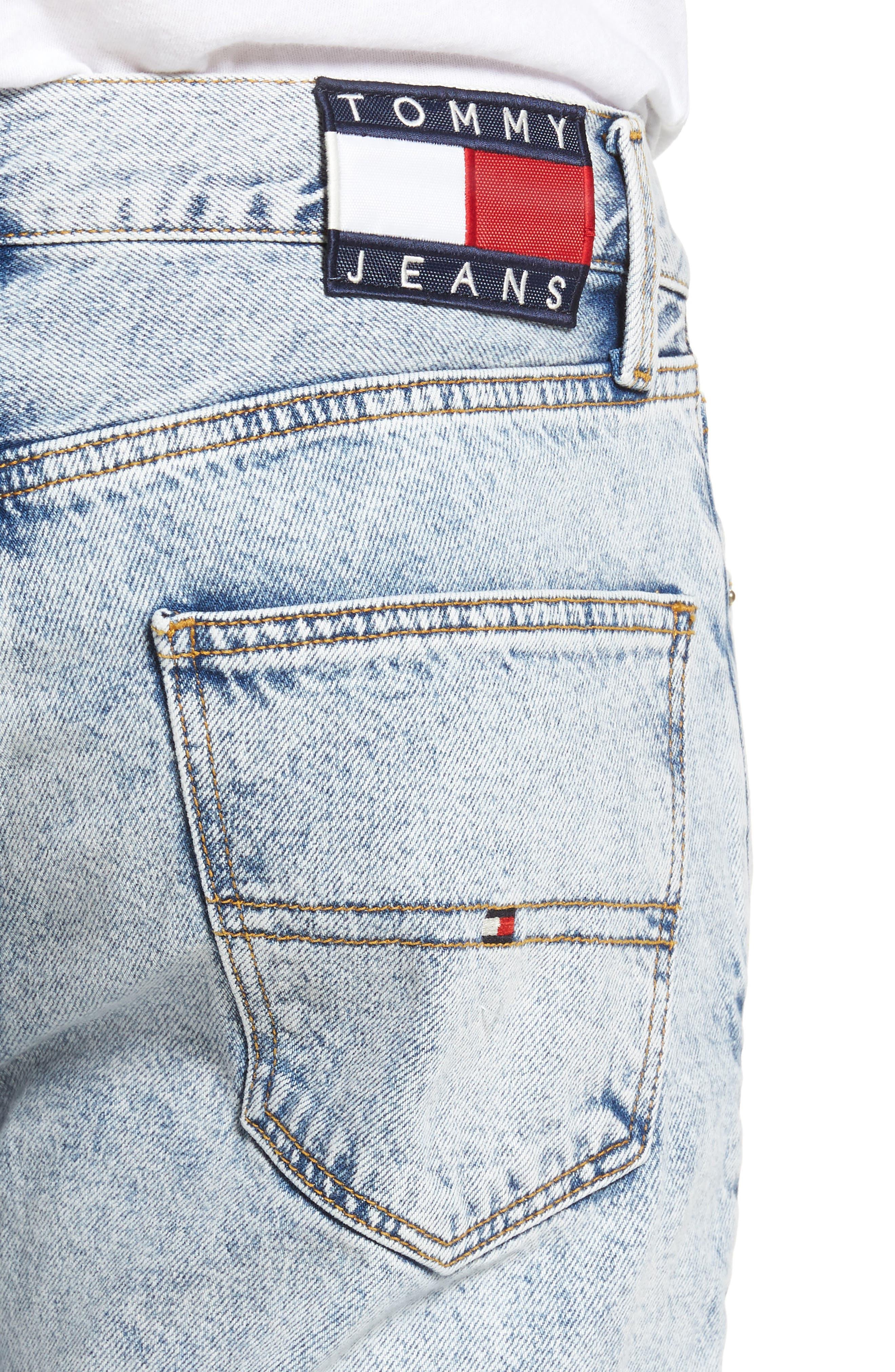 90s Classic Straight Leg Jeans,                             Alternate thumbnail 15, color,