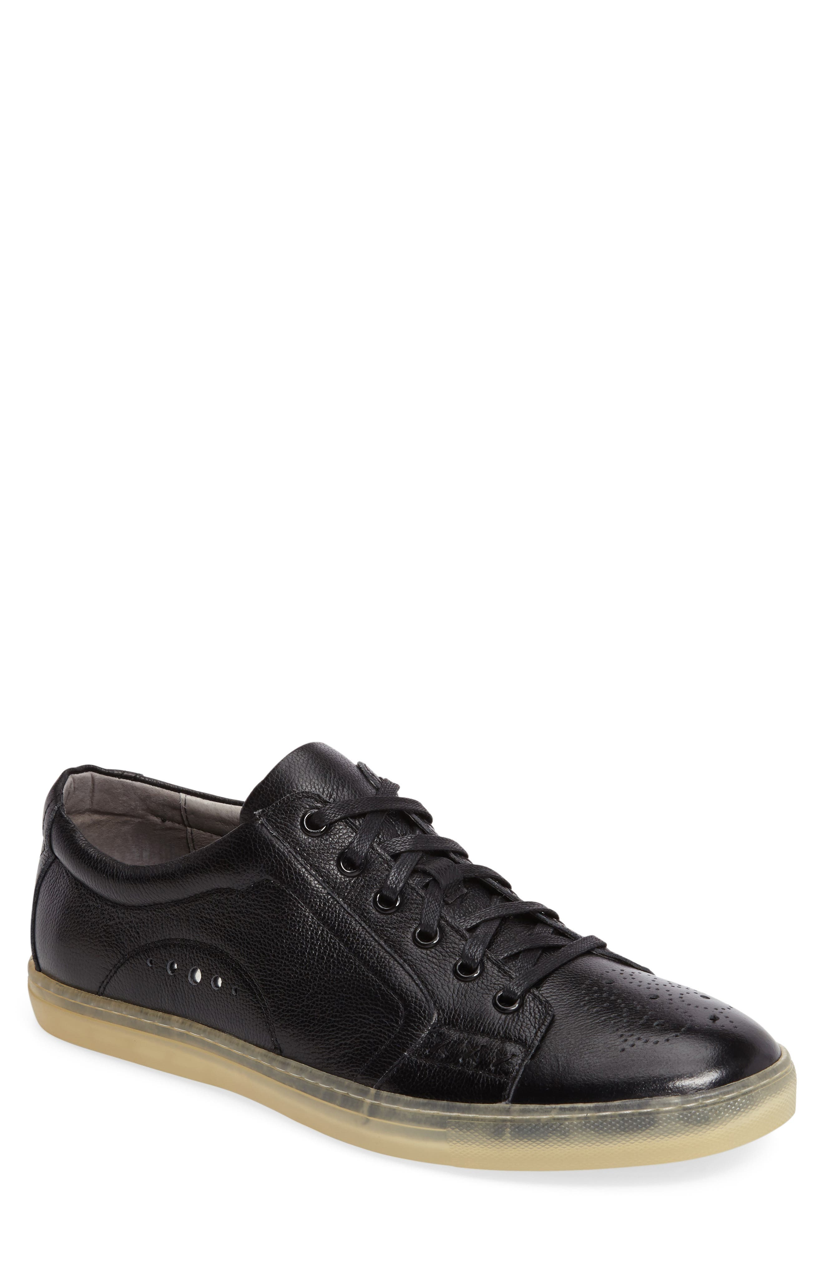 'Drum' Lace-Up Sneaker,                             Main thumbnail 3, color,