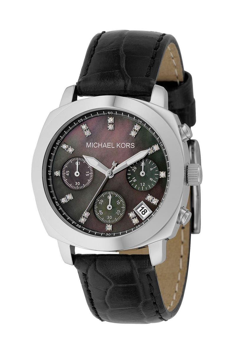 0fbdb1e1f698 MICHAEL MICHAEL KORS Michael Kors Chronograph Bracelet Watch