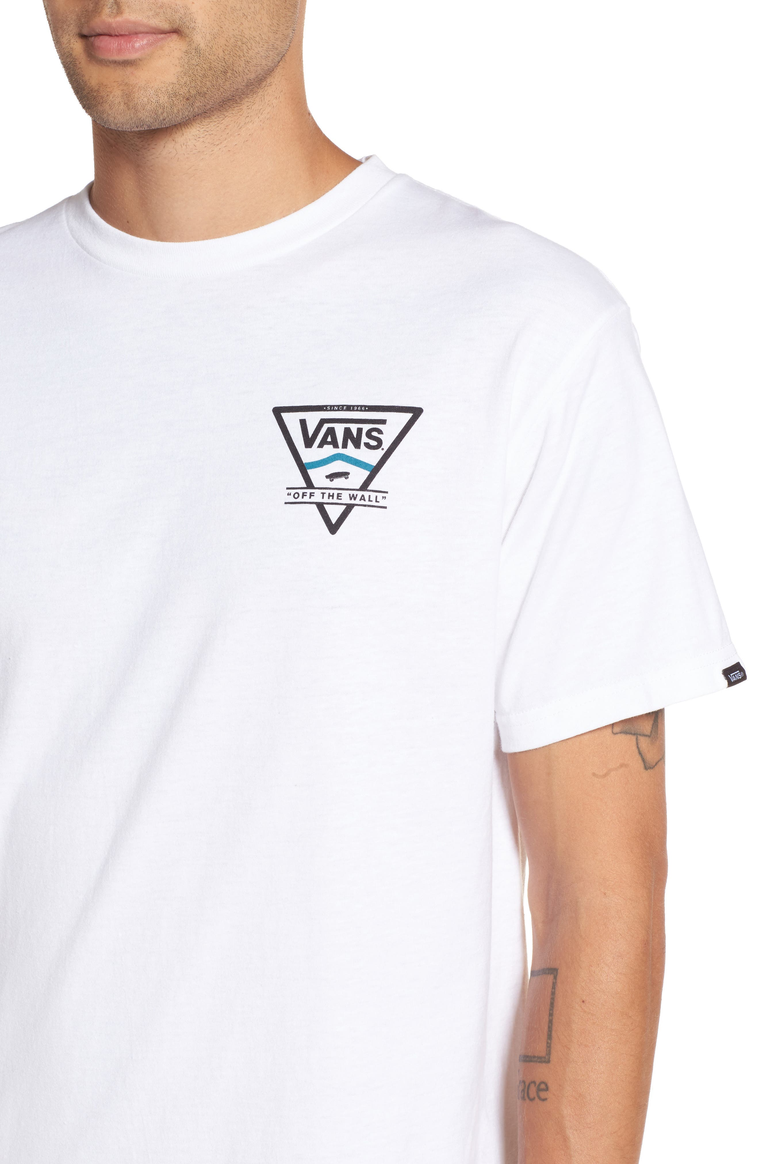 Classic T-Shirt,                             Alternate thumbnail 4, color,                             100