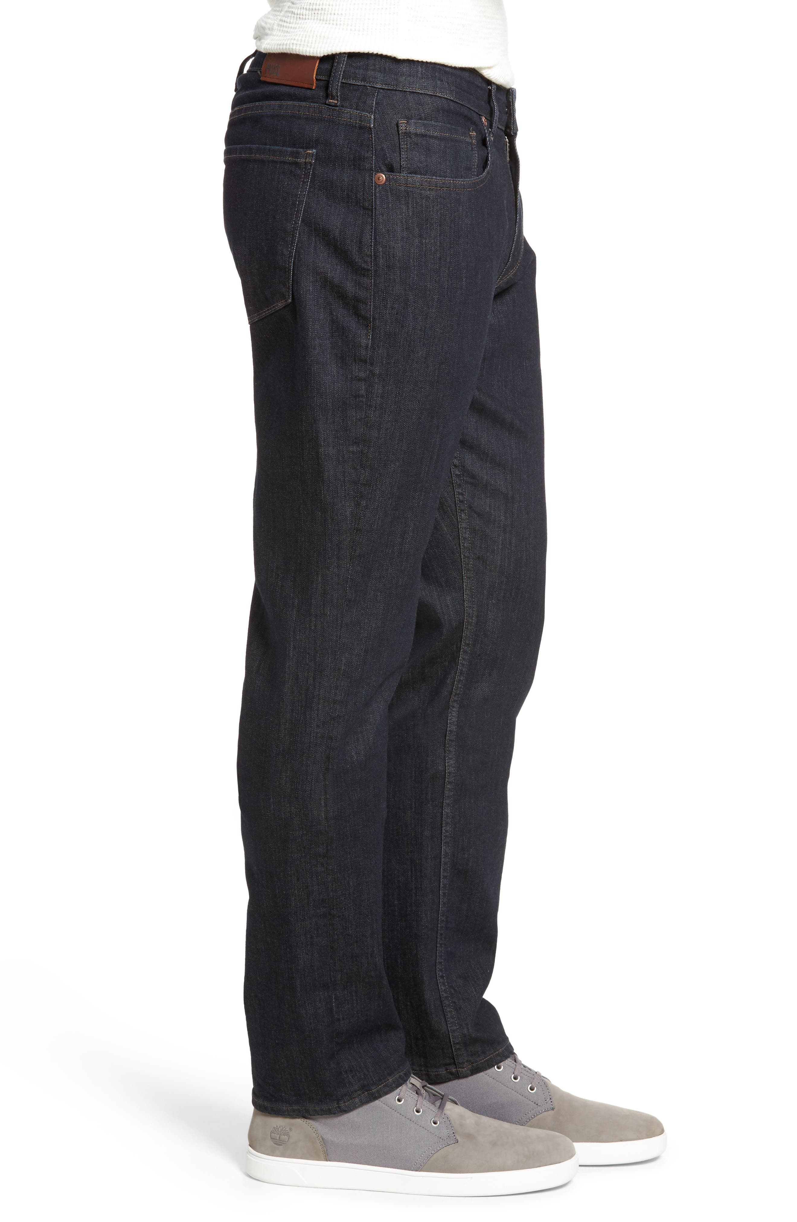 Normandie Straight Leg Jeans,                             Alternate thumbnail 3, color,                             FILLMORE