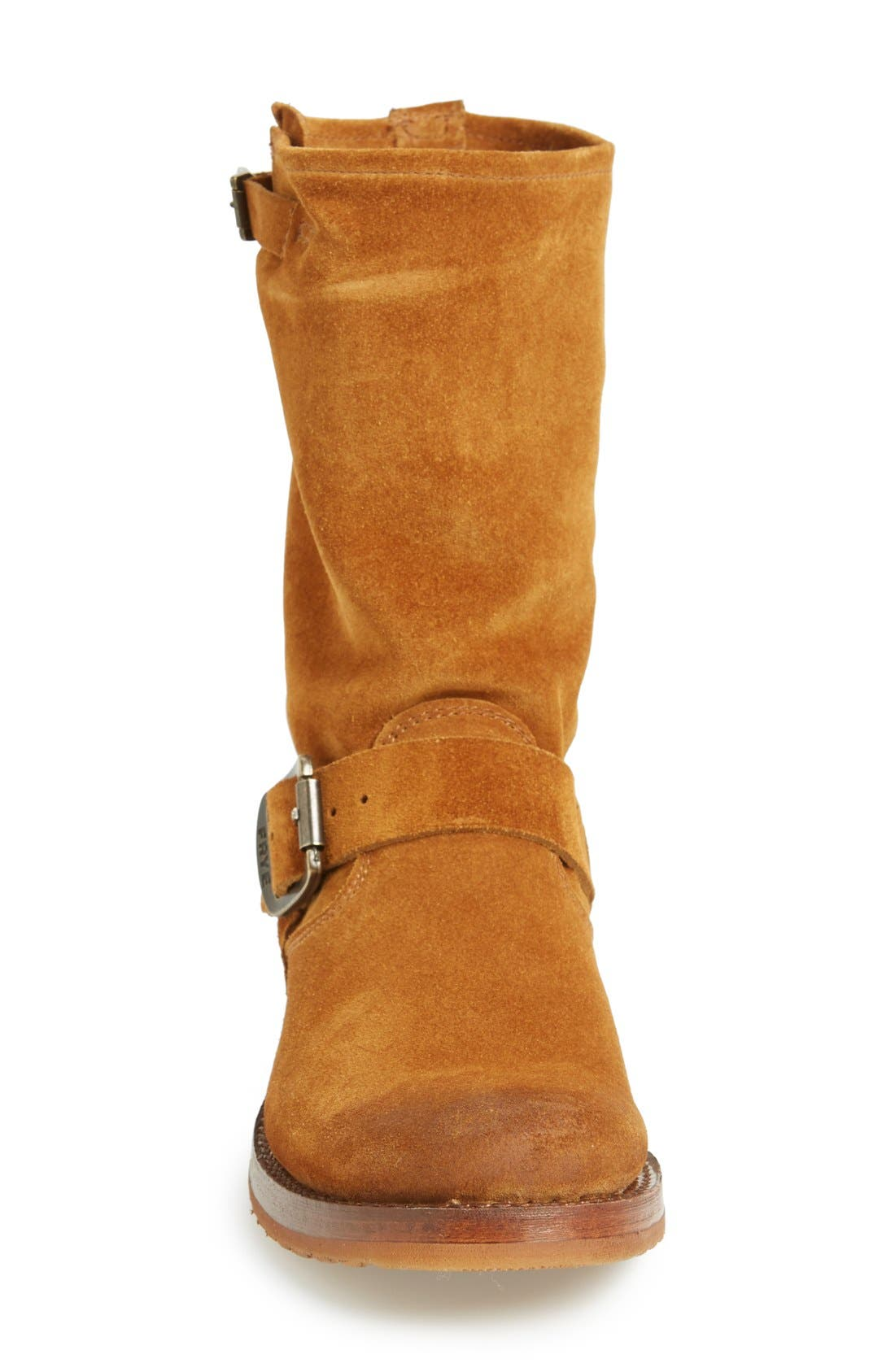 'Veronica Short' Slouchy Boot,                             Alternate thumbnail 29, color,