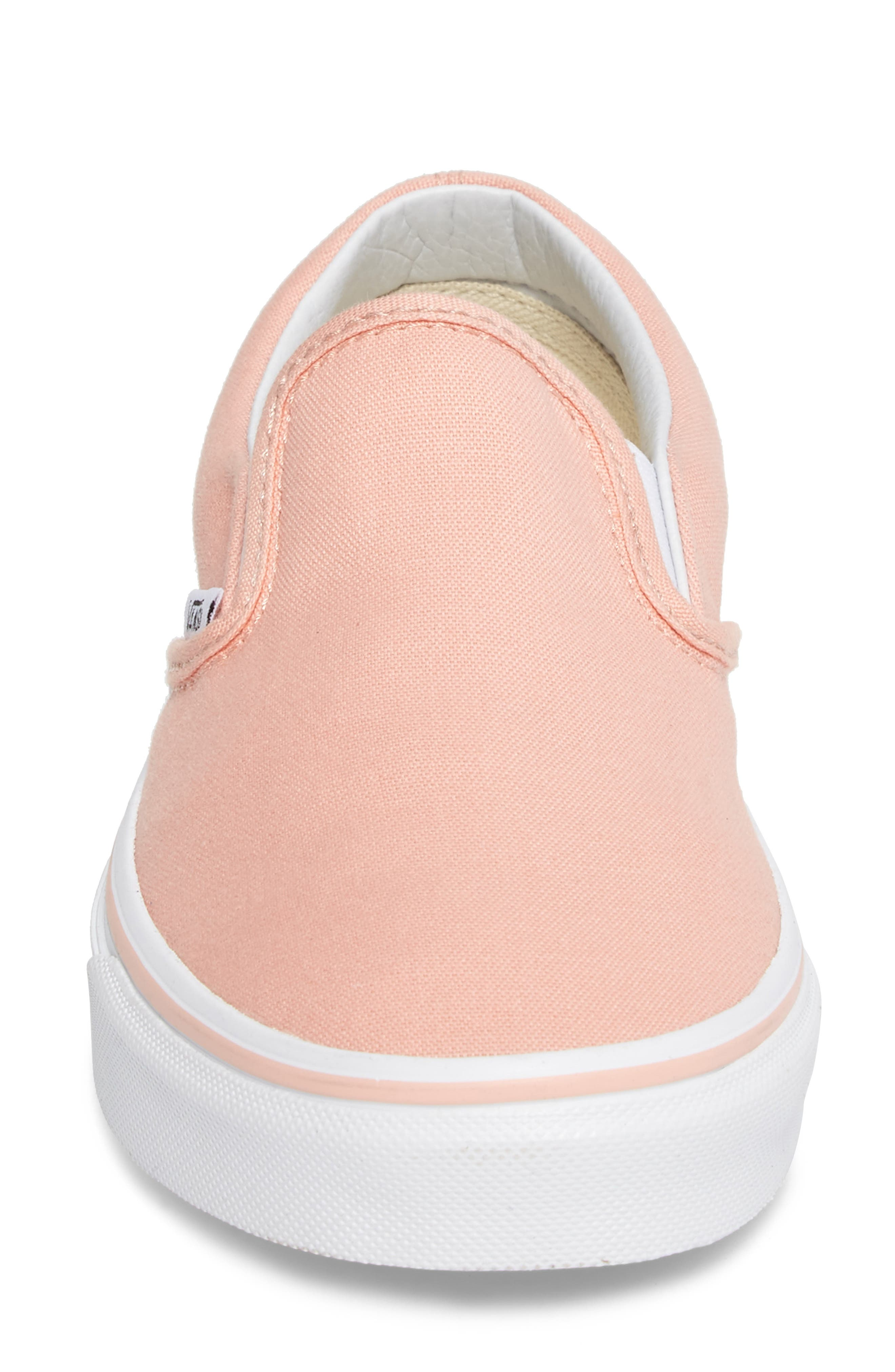 Classic Slip-On Sneaker,                             Alternate thumbnail 344, color,