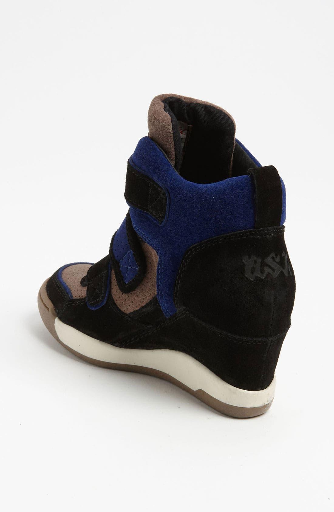 'Alex' Sneaker,                             Alternate thumbnail 4, color,                             001