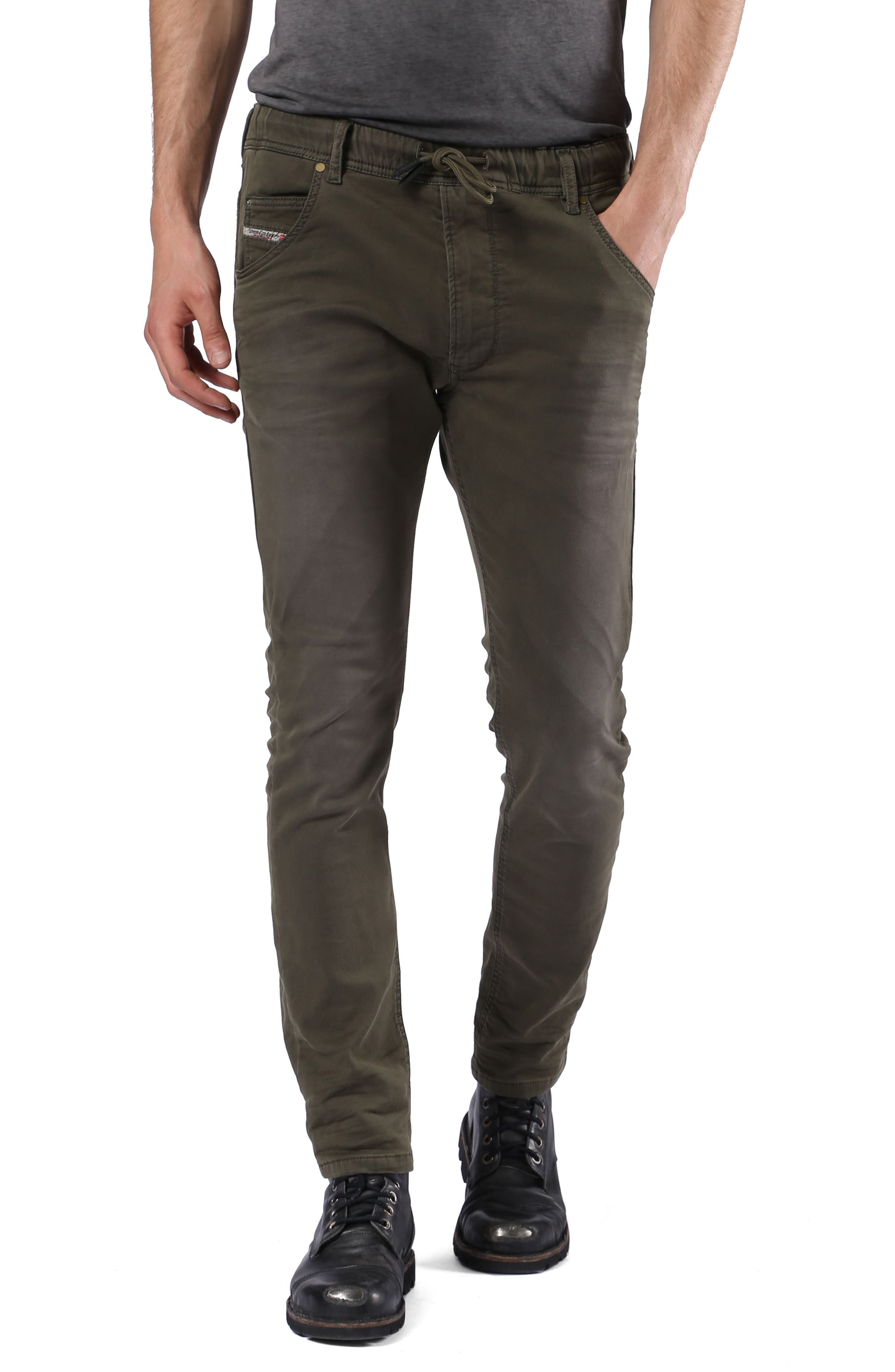 Krooley Slouchy Skinny Fit Jeans,                         Main,                         color, 0670M