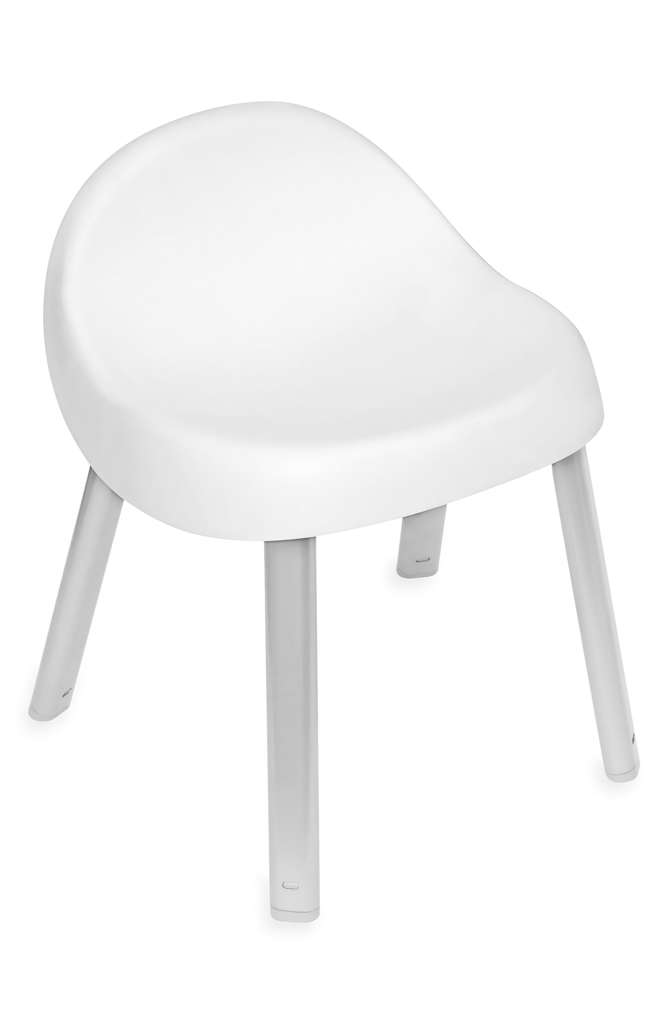 Explore & More Kids' Chairs,                             Alternate thumbnail 2, color,                             WHITE