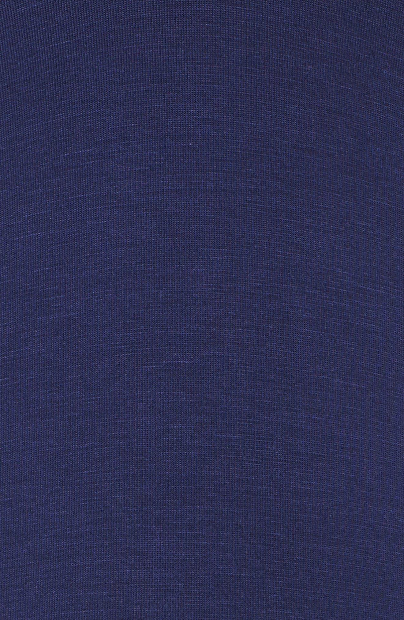 Cold Shoulder Maxi Dress,                             Alternate thumbnail 5, color,
