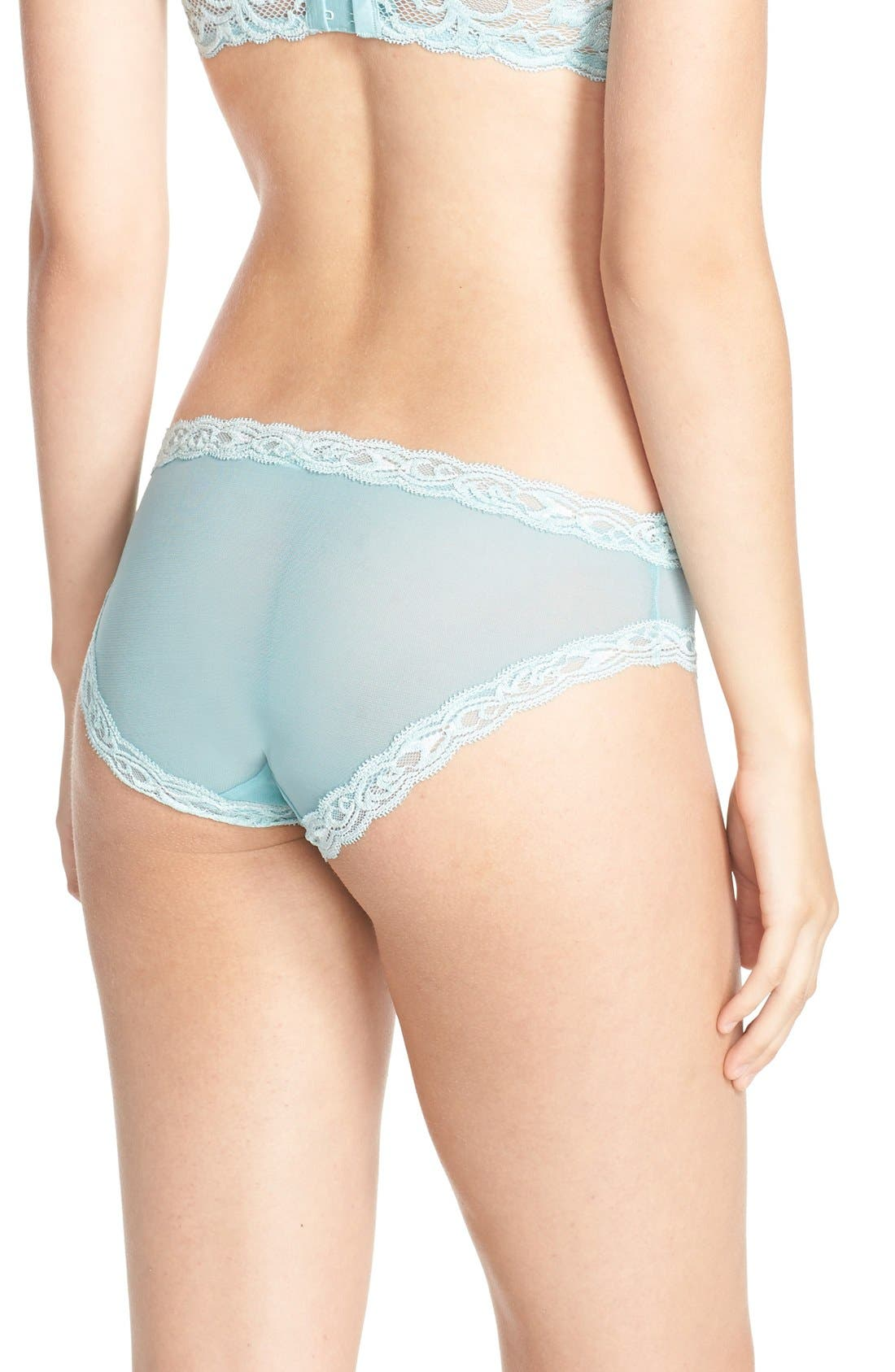 Feathers Hipster Briefs,                             Alternate thumbnail 373, color,