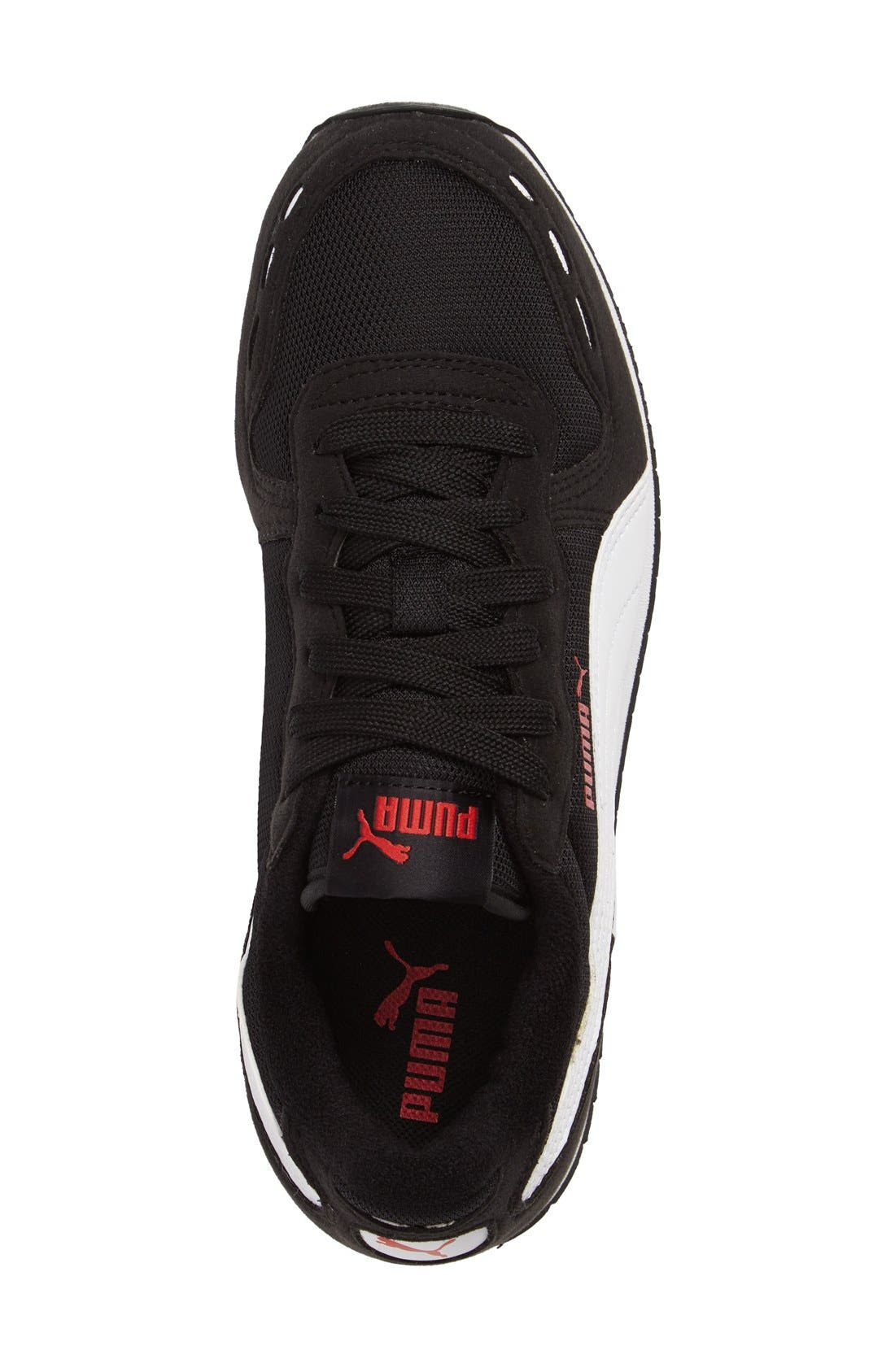 Cabana Racer Sneaker,                             Alternate thumbnail 6, color,                             001