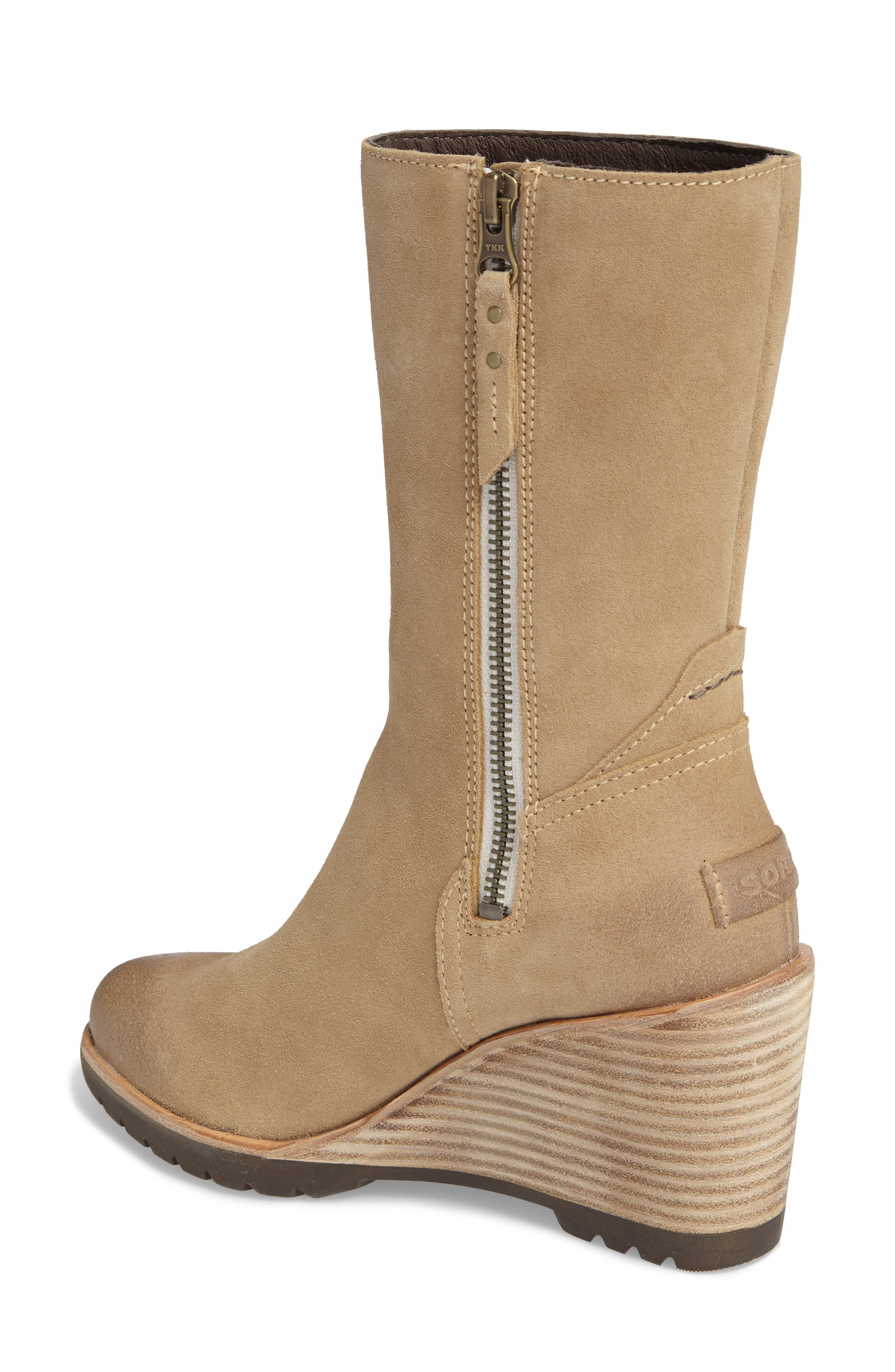 After Hours Waterproof Bootie,                             Alternate thumbnail 4, color,