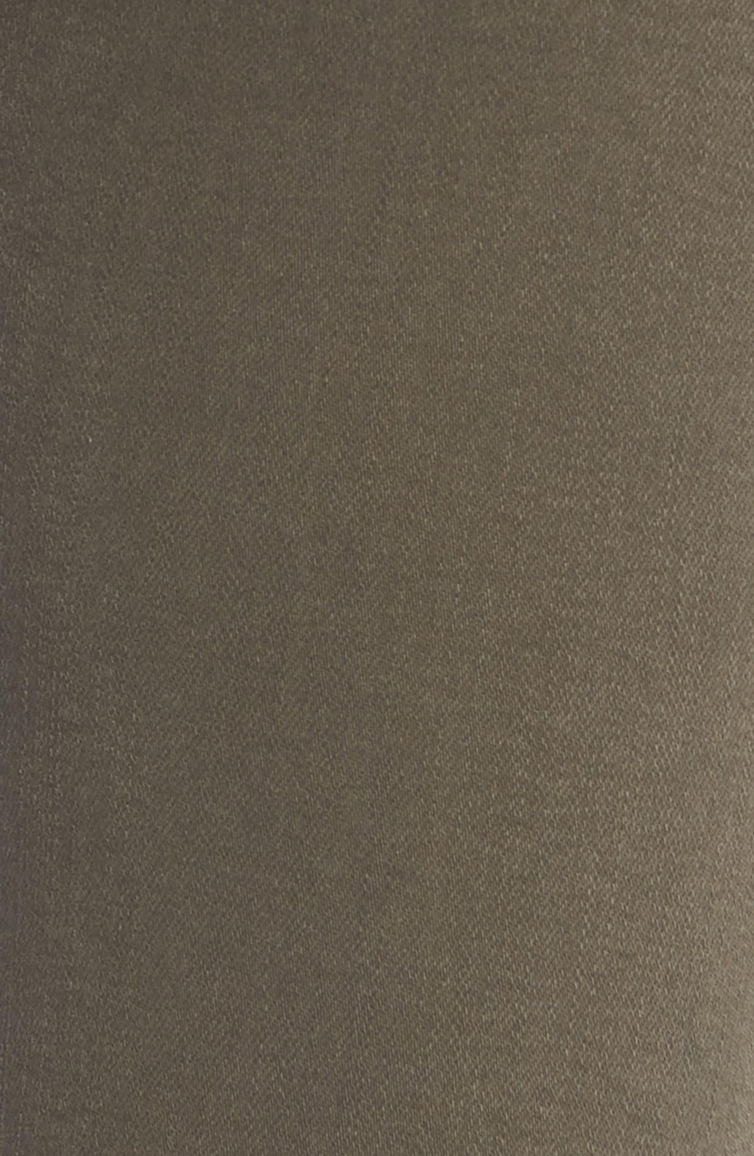 HudsonJeans Nico Super Skinny Jeans,                             Alternate thumbnail 6, color,                             DISTRESSED DARK FORESTER