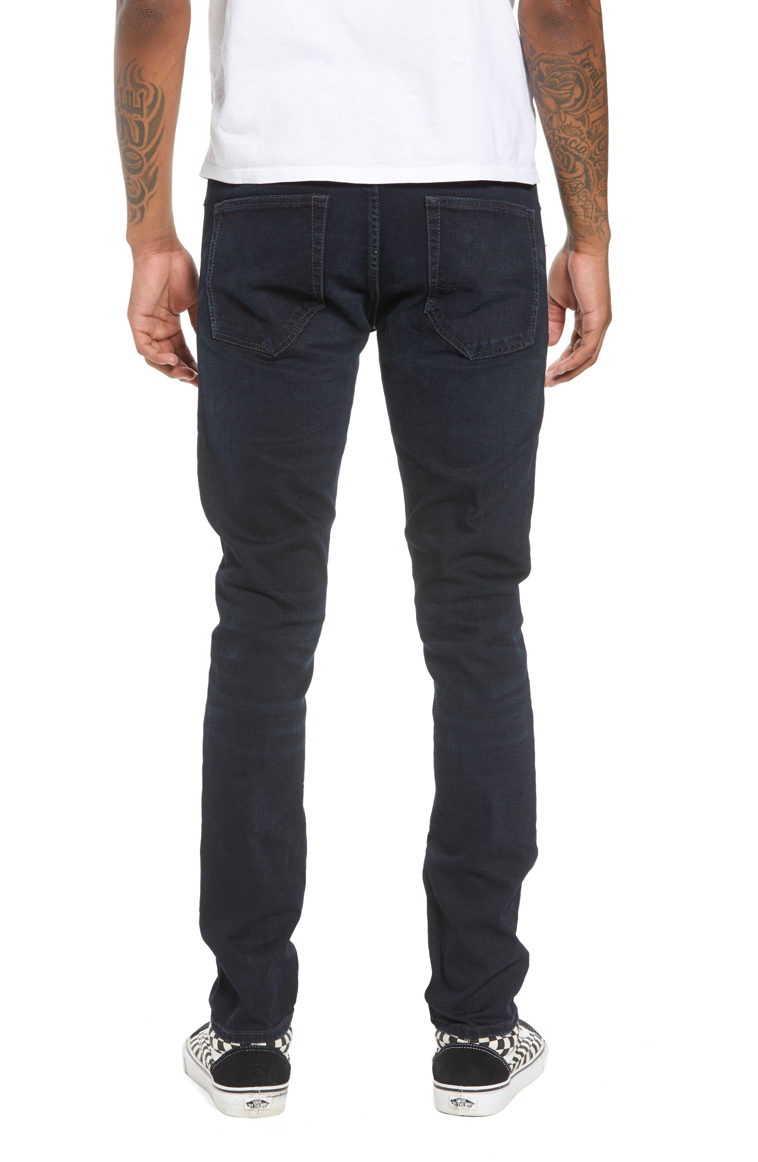 Wooster Slim Fit Jeans,                             Alternate thumbnail 2, color,                             409