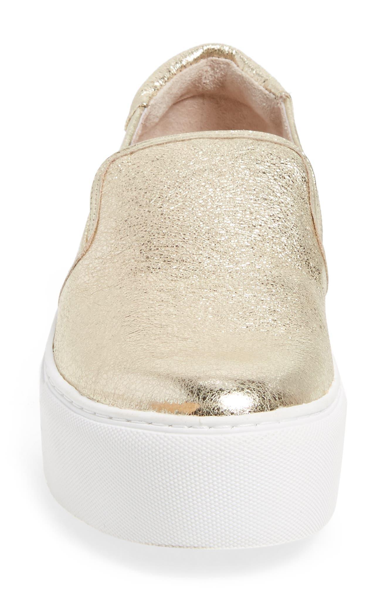 Joanie Slip-On Platform Sneaker,                             Alternate thumbnail 48, color,