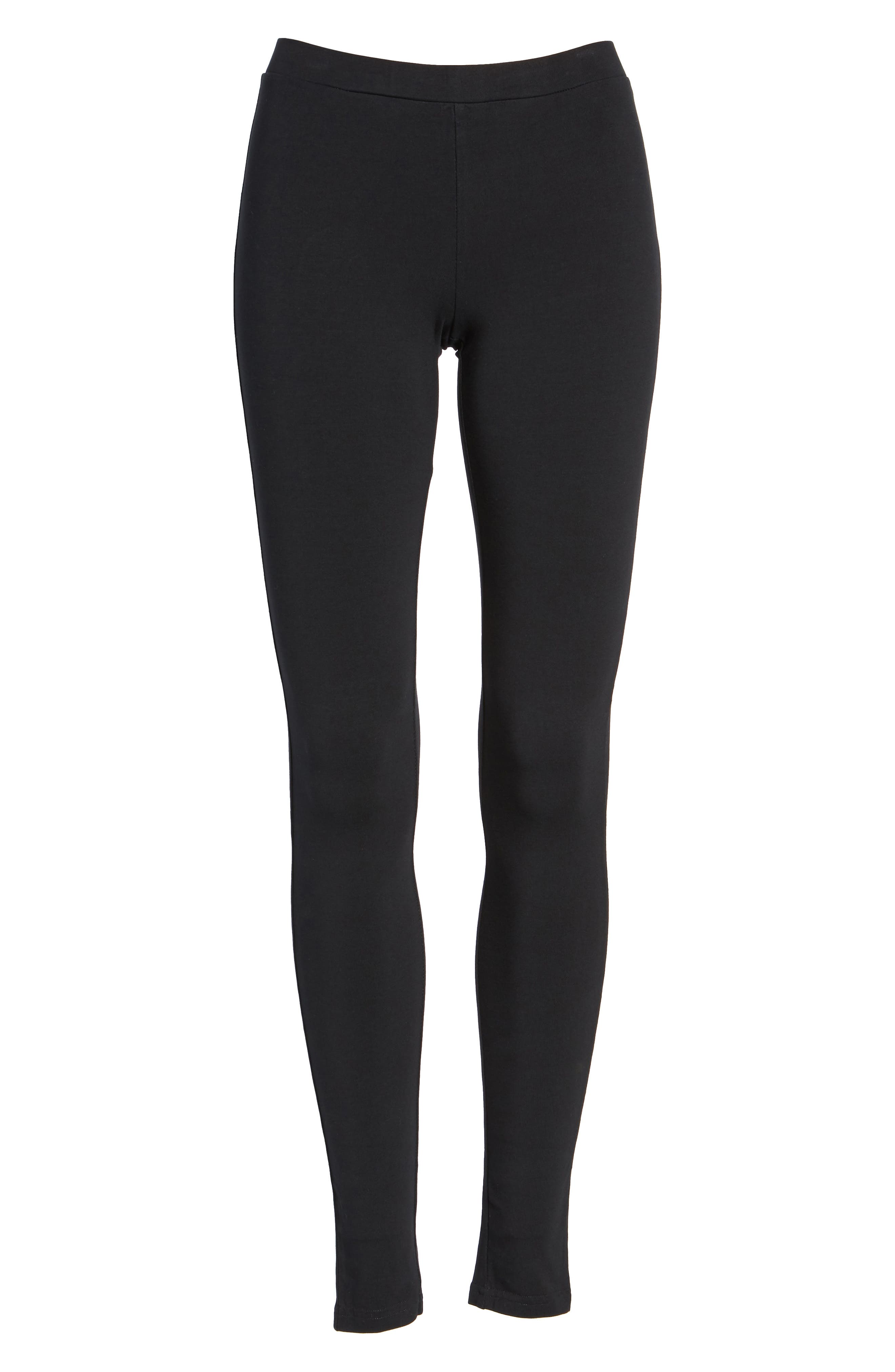 BP.,                             Classic Leggings,                             Main thumbnail 1, color,                             001