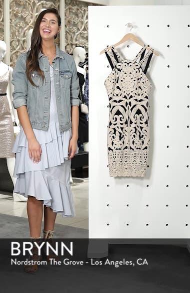 Embroidered Minidress, sales video thumbnail