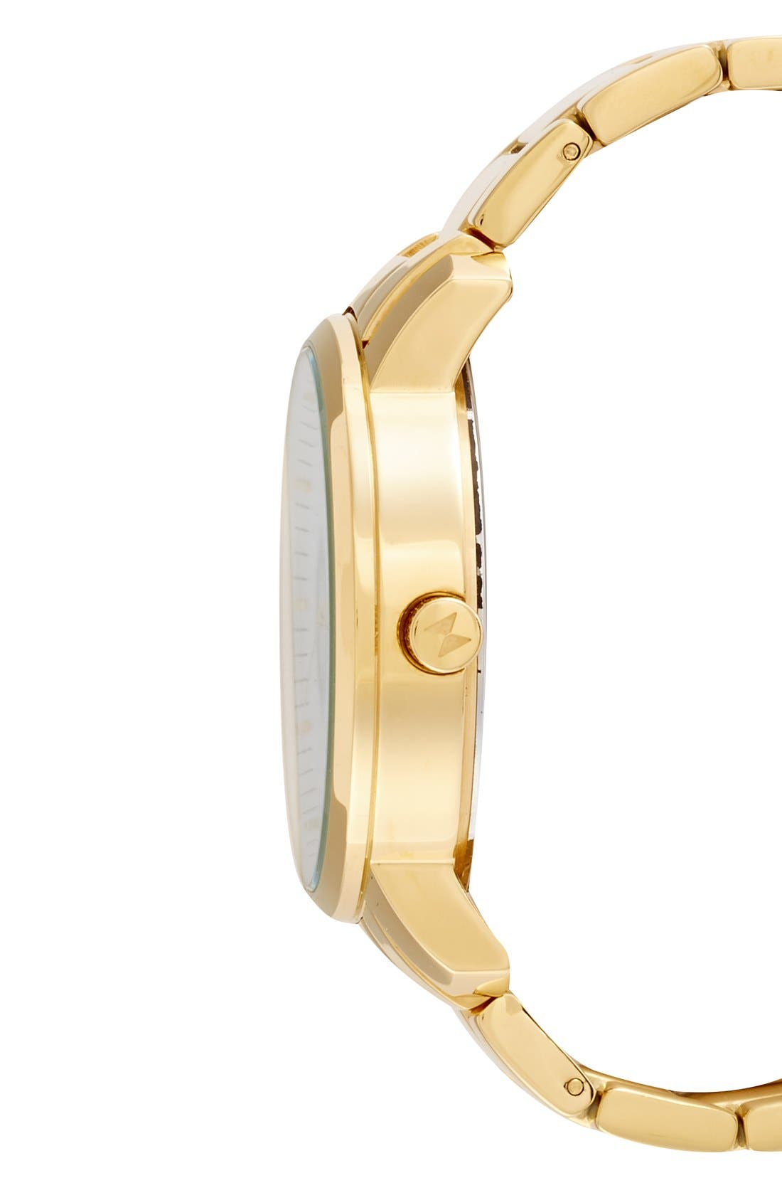 Bracelet Watch, 38mm,                             Alternate thumbnail 3, color,                             710