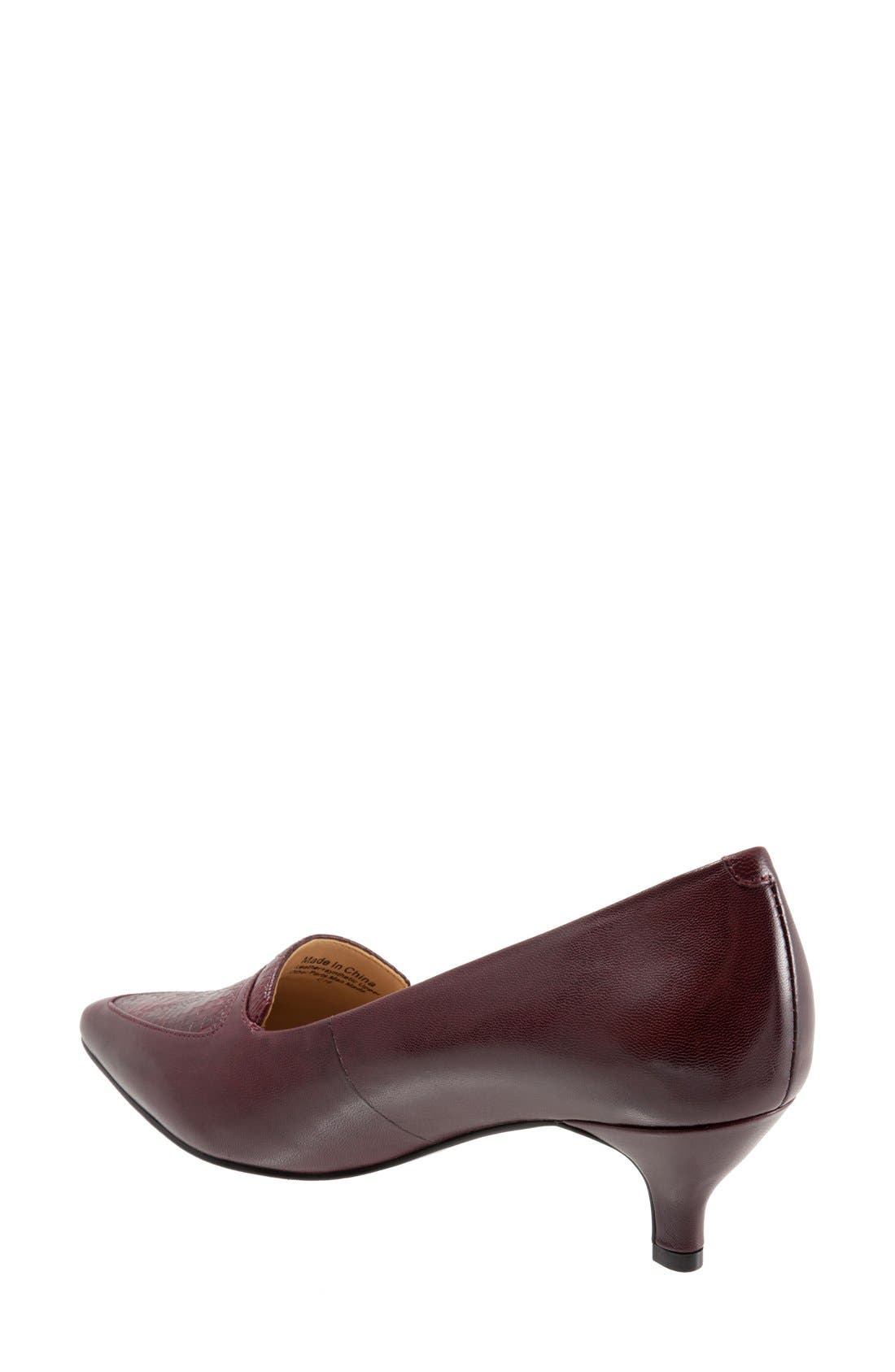 'Piper' Pointy Toe Pump,                             Alternate thumbnail 16, color,