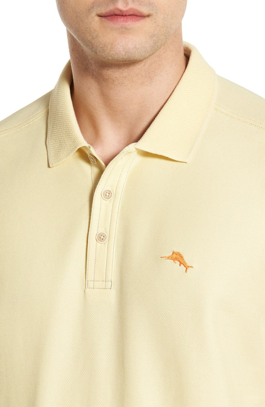 'The Emfielder' Original Fit Piqué Polo,                             Alternate thumbnail 287, color,