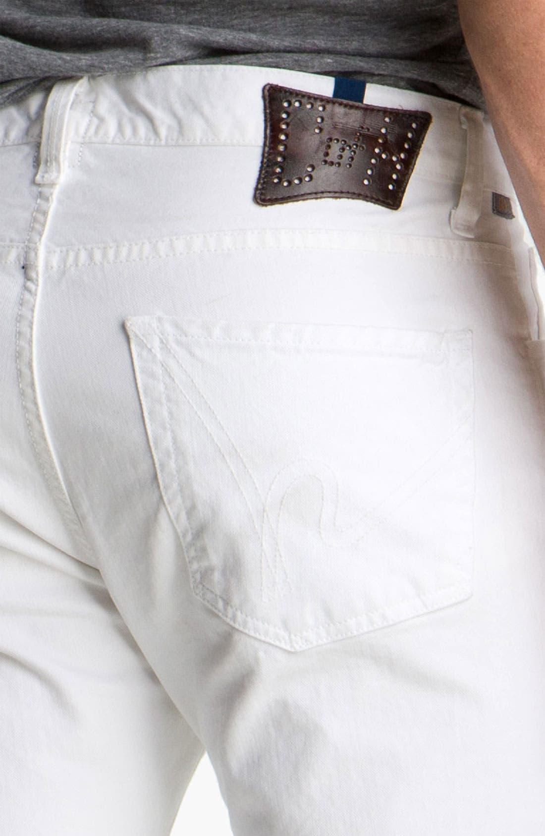 CITIZENS OF HUMANITY,                             'Sid' Classic Straight Leg Jeans,                             Alternate thumbnail 3, color,                             149