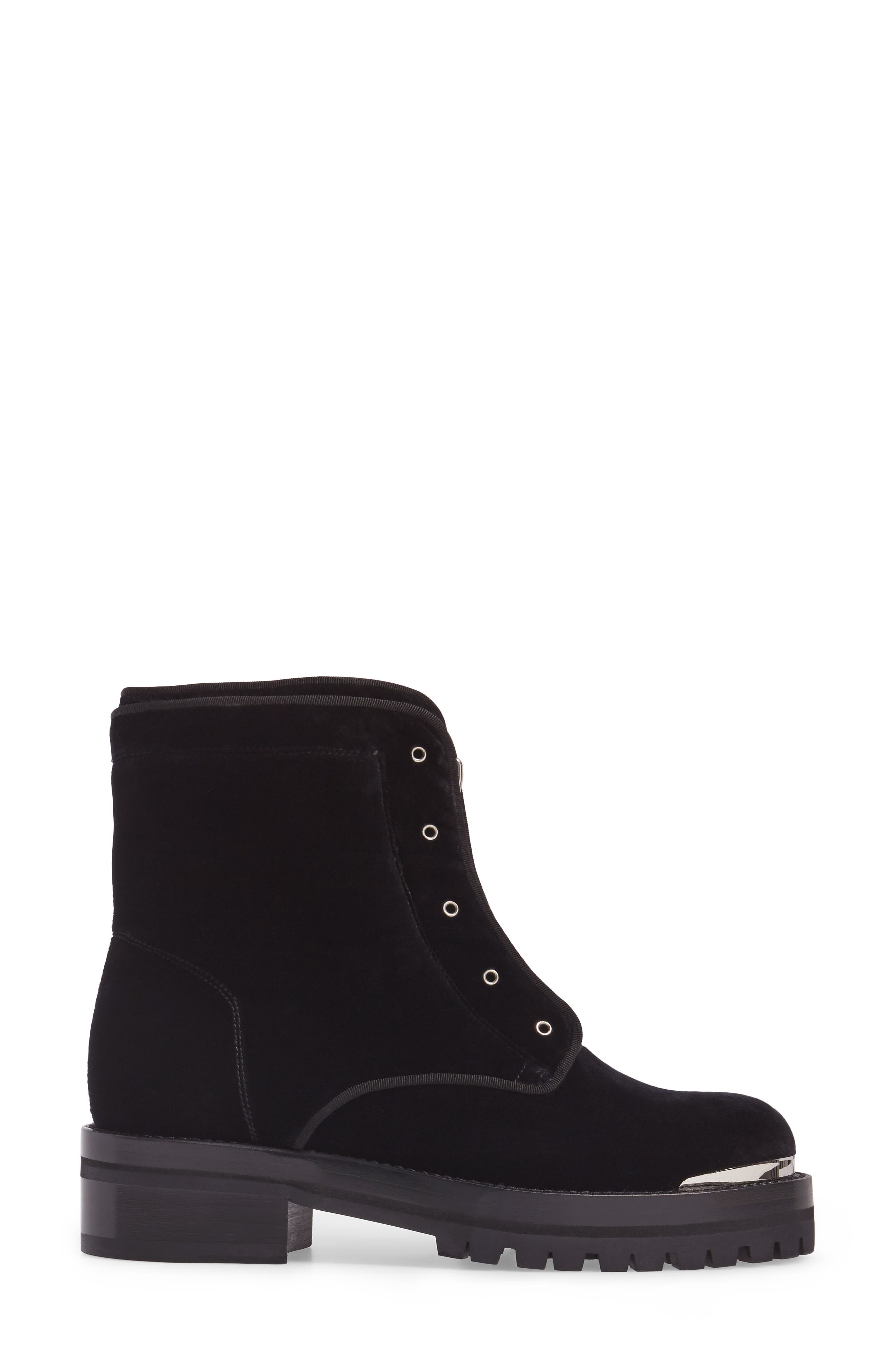 Ankle Boot,                             Alternate thumbnail 3, color,                             001