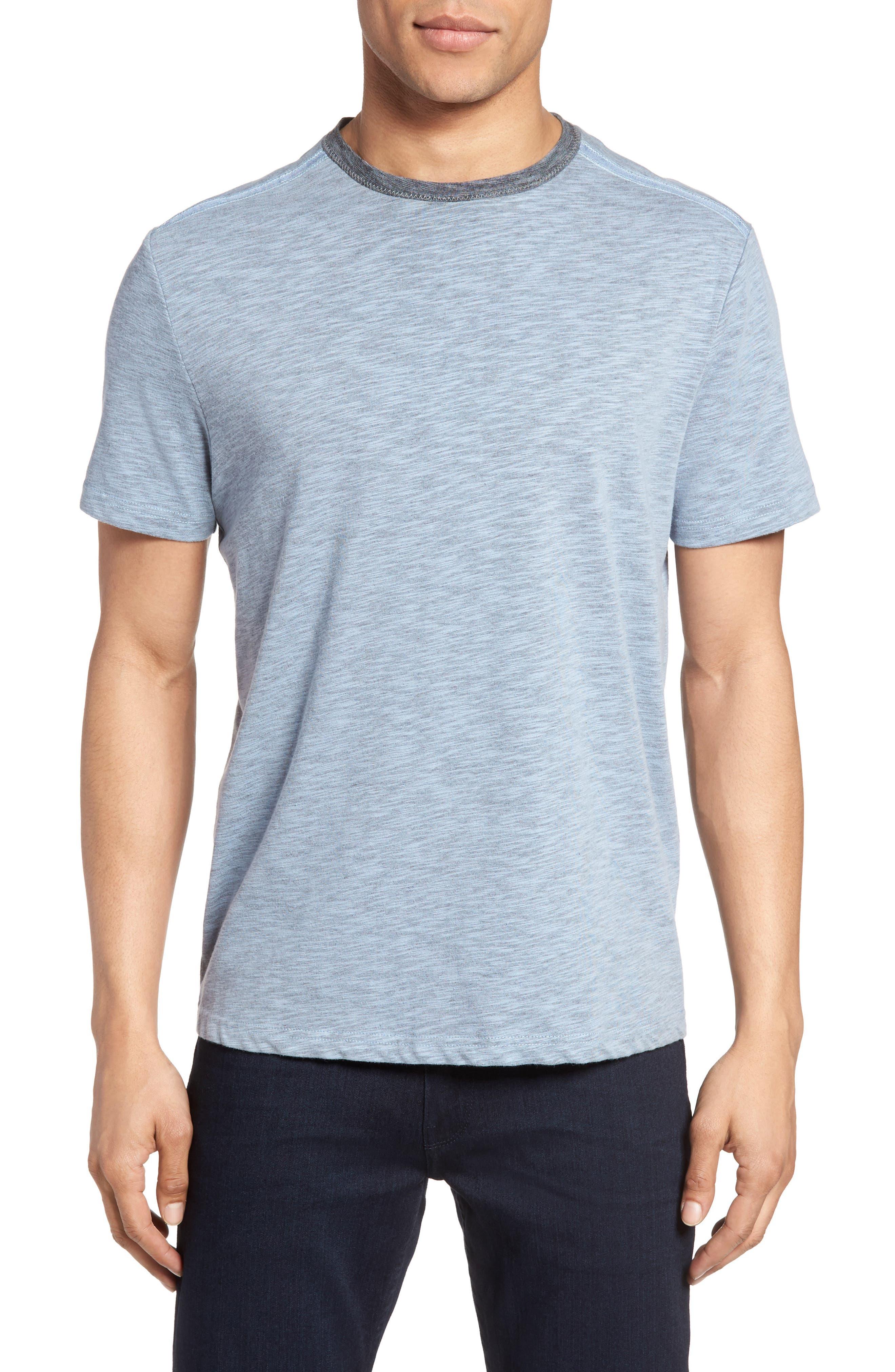 Ringer T-Shirt,                             Main thumbnail 1, color,