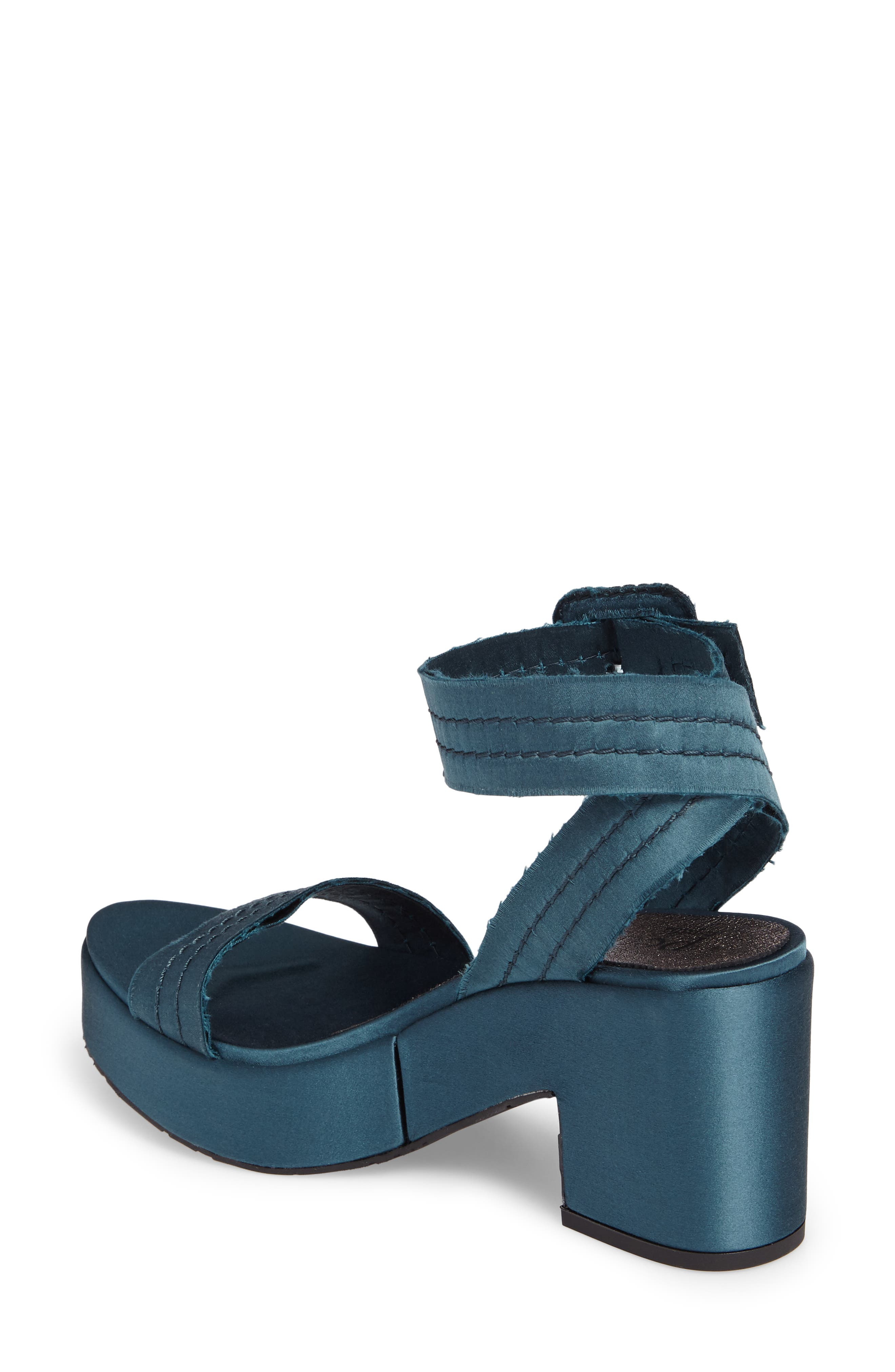 Davida Platform Sandal,                             Alternate thumbnail 2, color,                             400