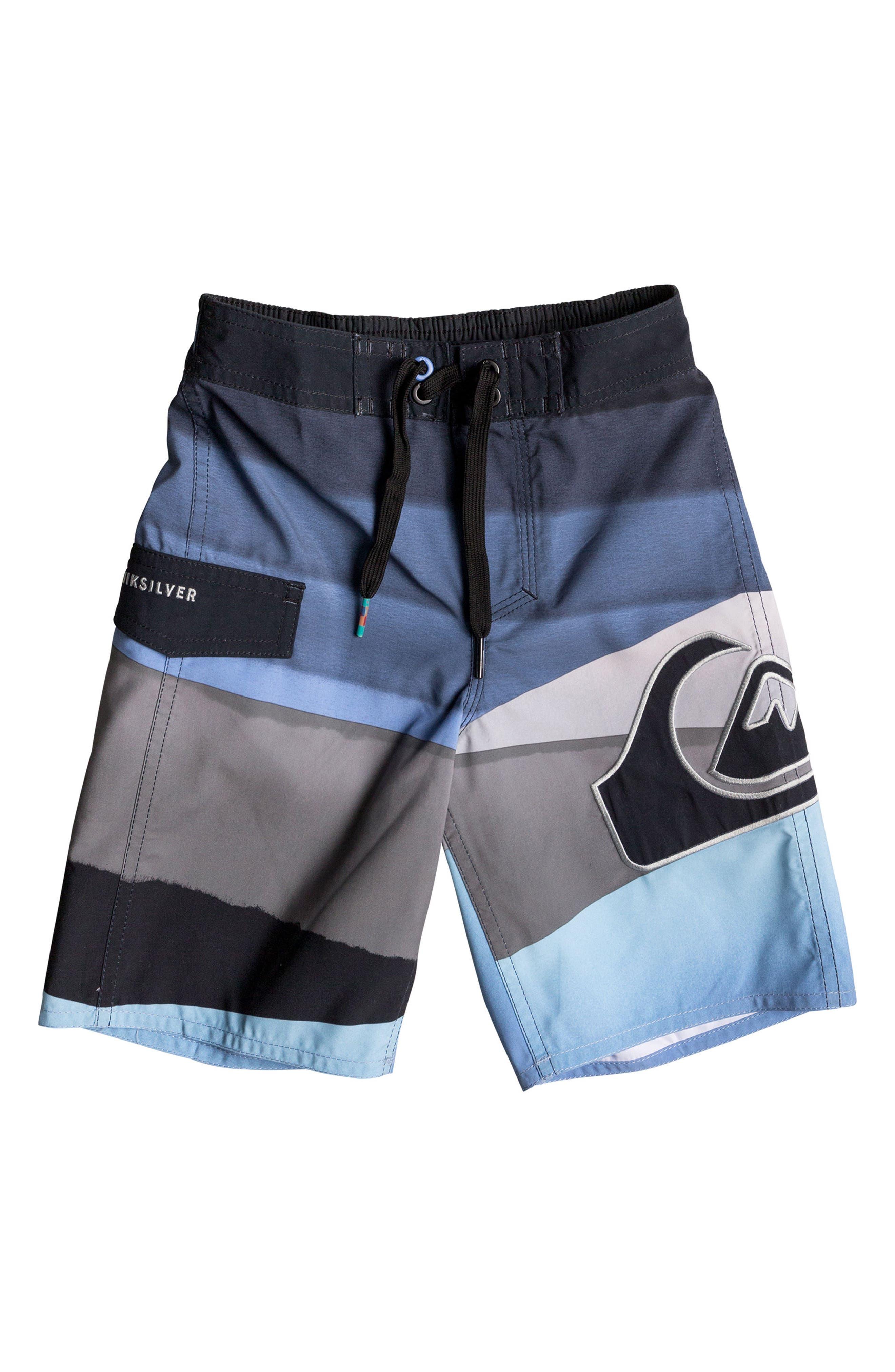 Slash Board Shorts,                             Main thumbnail 1, color,                             440