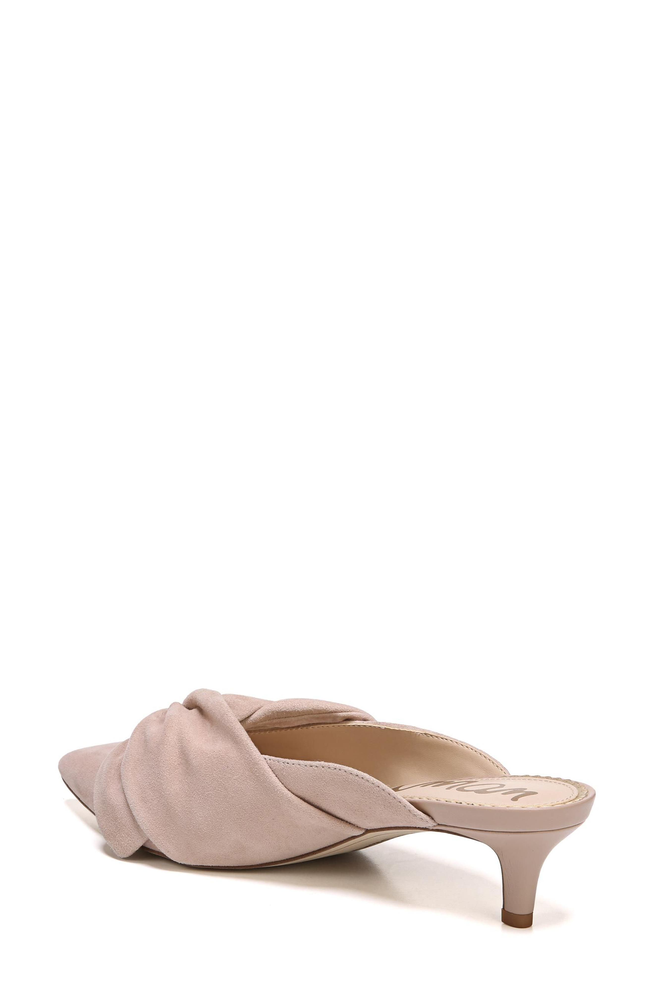 Laney Pointy Toe Mule,                             Alternate thumbnail 12, color,