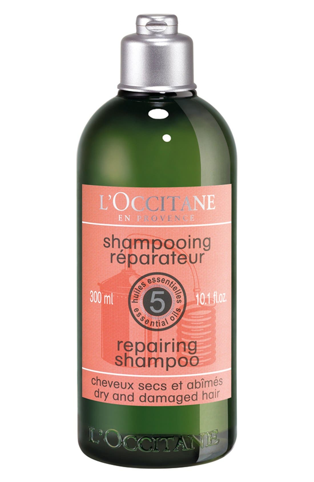 'Aromachologie' Repairing Shampoo,                             Main thumbnail 1, color,                             000
