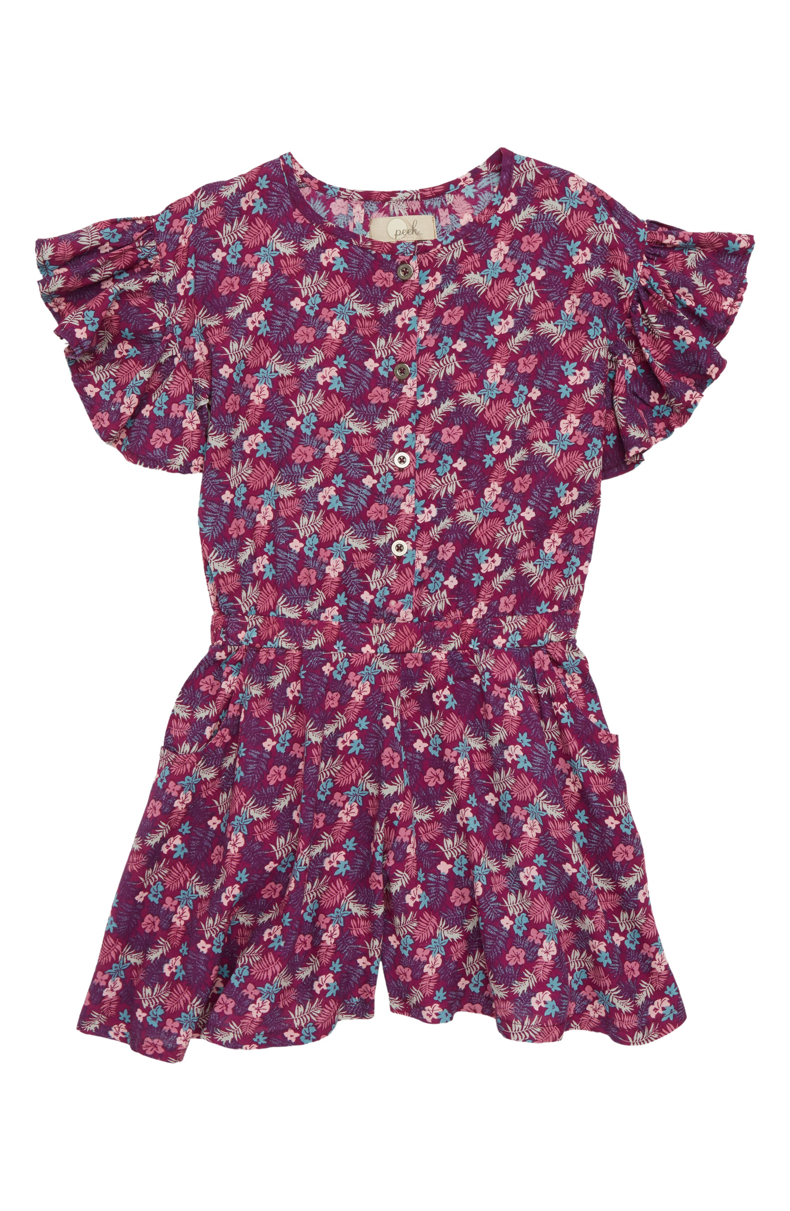 Zoe Romper,                         Main,                         color, 500
