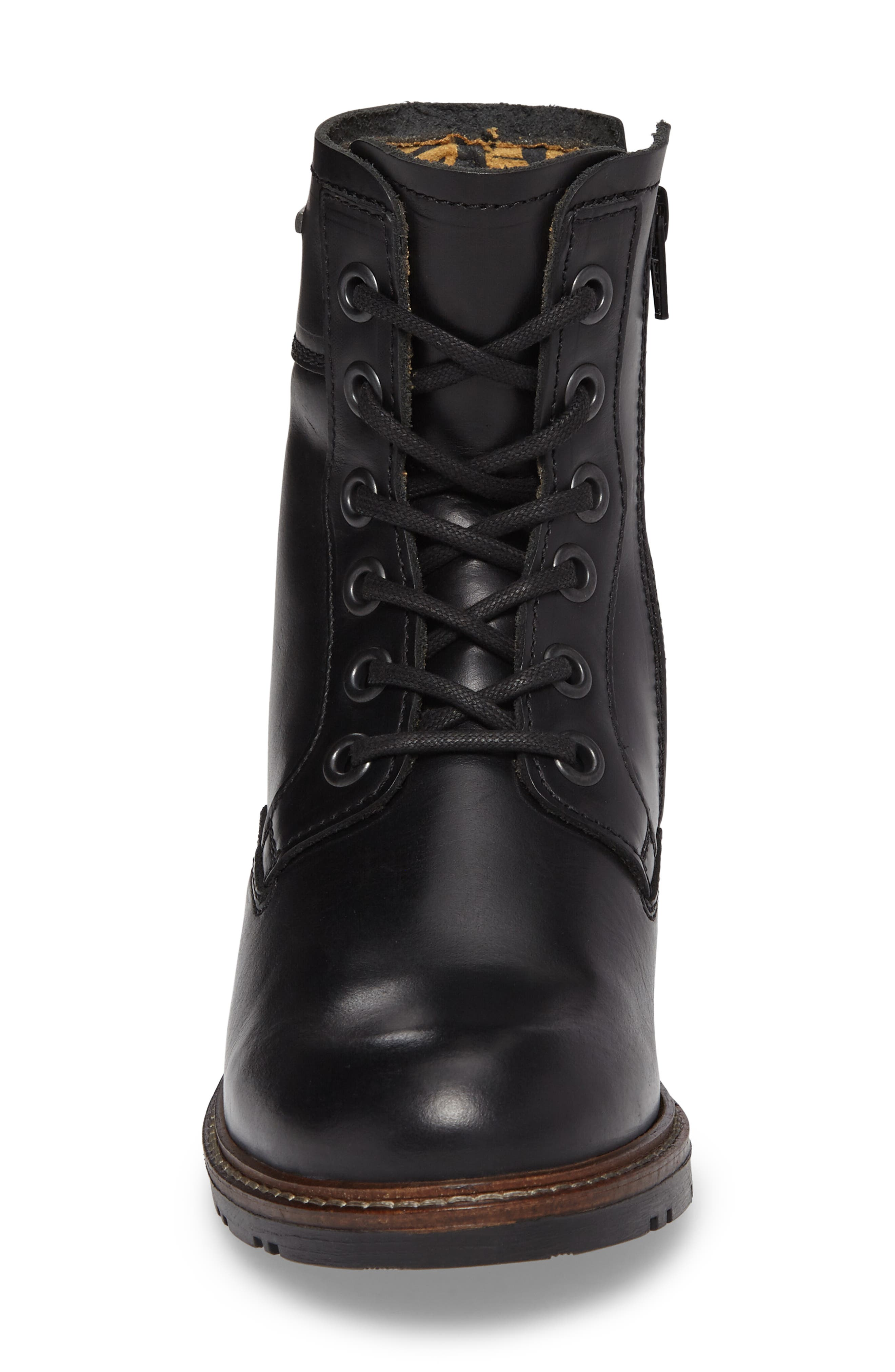 Silo Waterproof Gore-Tex<sup>®</sup> Boot,                             Alternate thumbnail 4, color,                             001