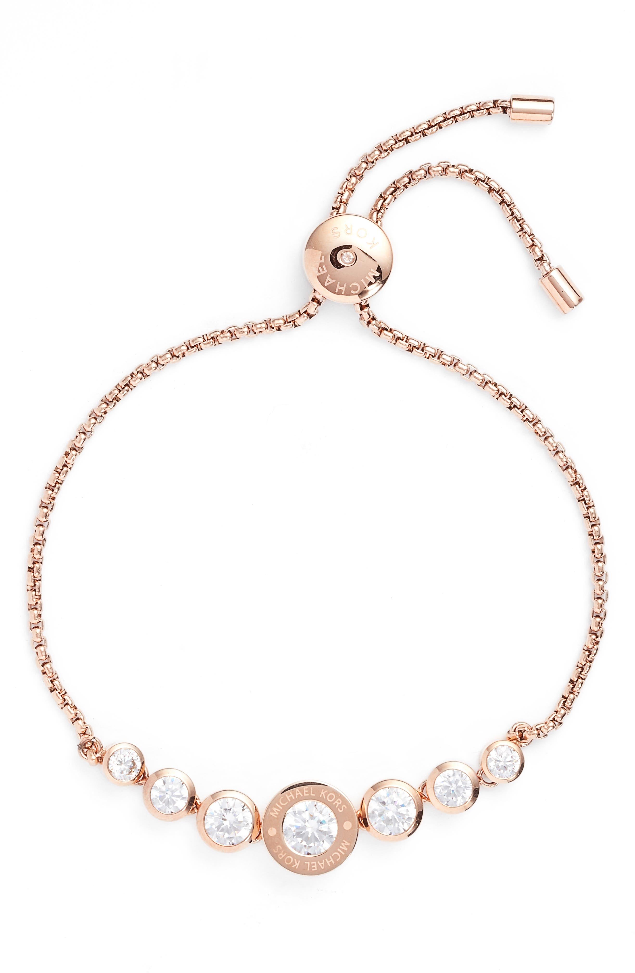 Crystal Bracelet,                             Main thumbnail 1, color,                             650