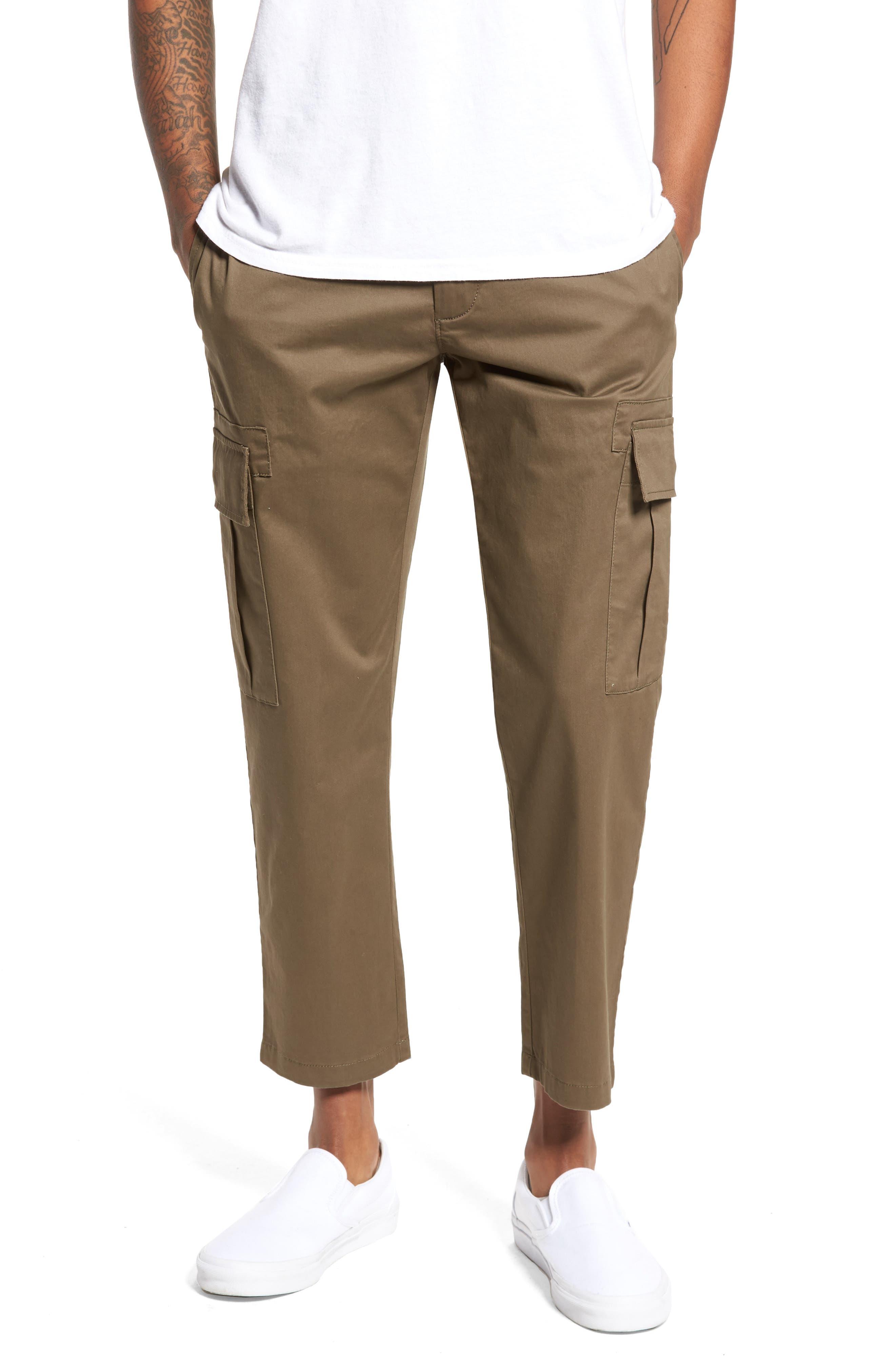 Crop Cargo Pants,                         Main,                         color, 311