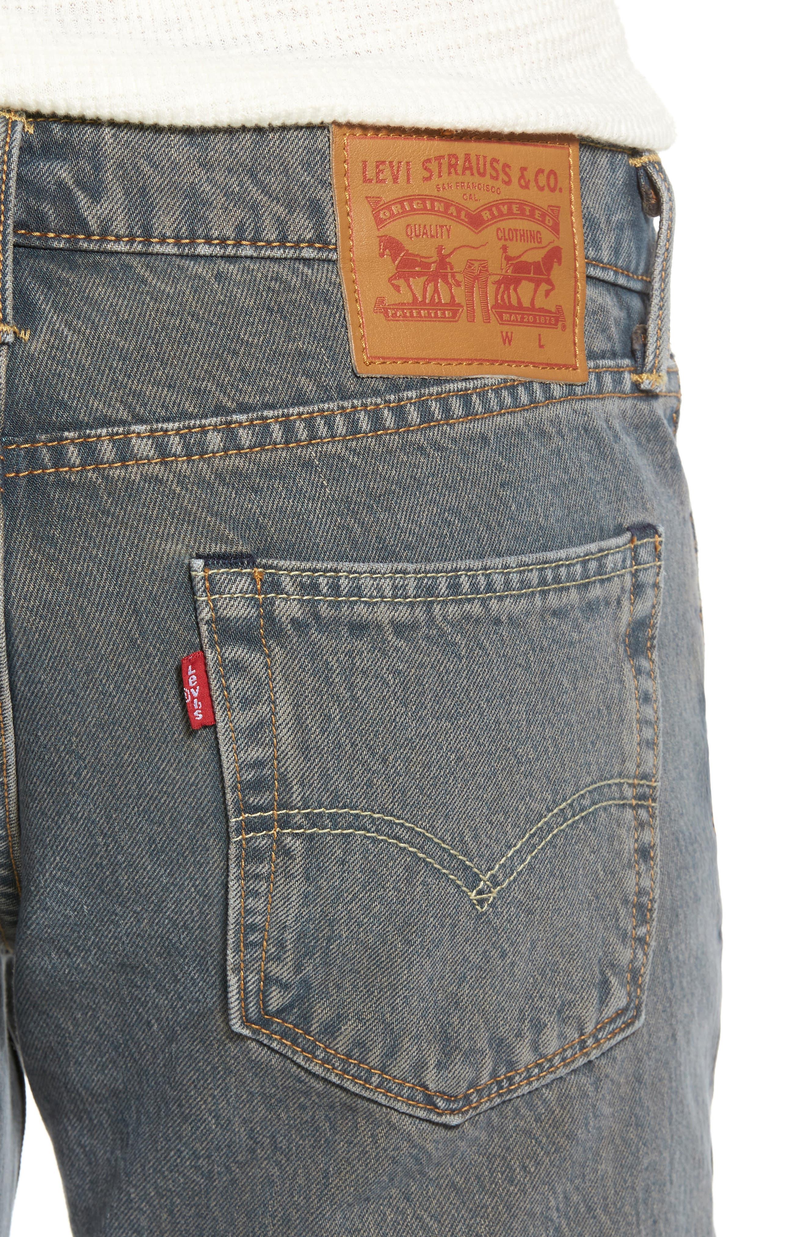 511<sup>™</sup> Slim Fit Jeans,                             Alternate thumbnail 4, color,                             021