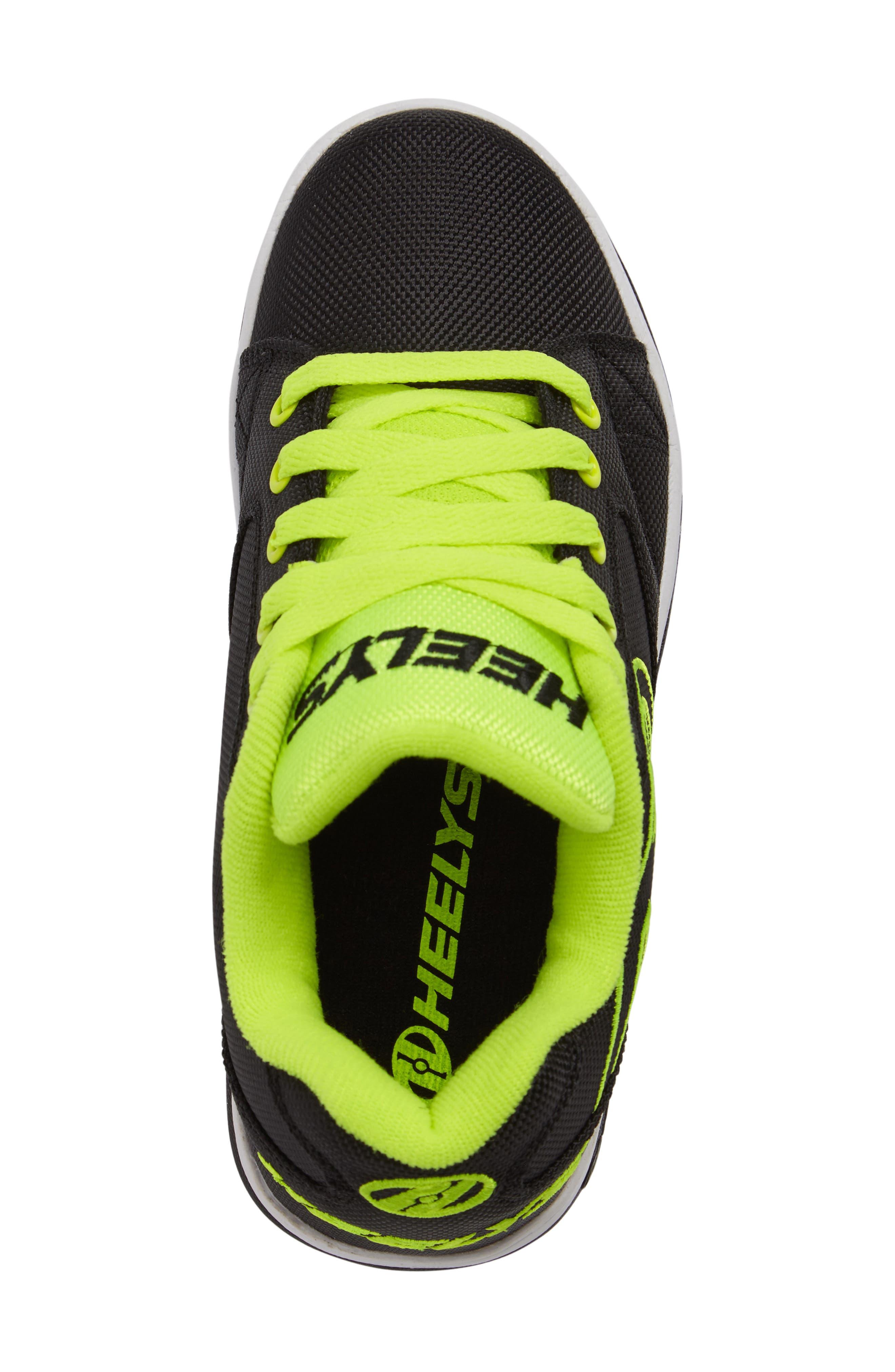 HEELYS,                             'Propel 2.0' Wheeled Sneaker,                             Alternate thumbnail 5, color,                             018