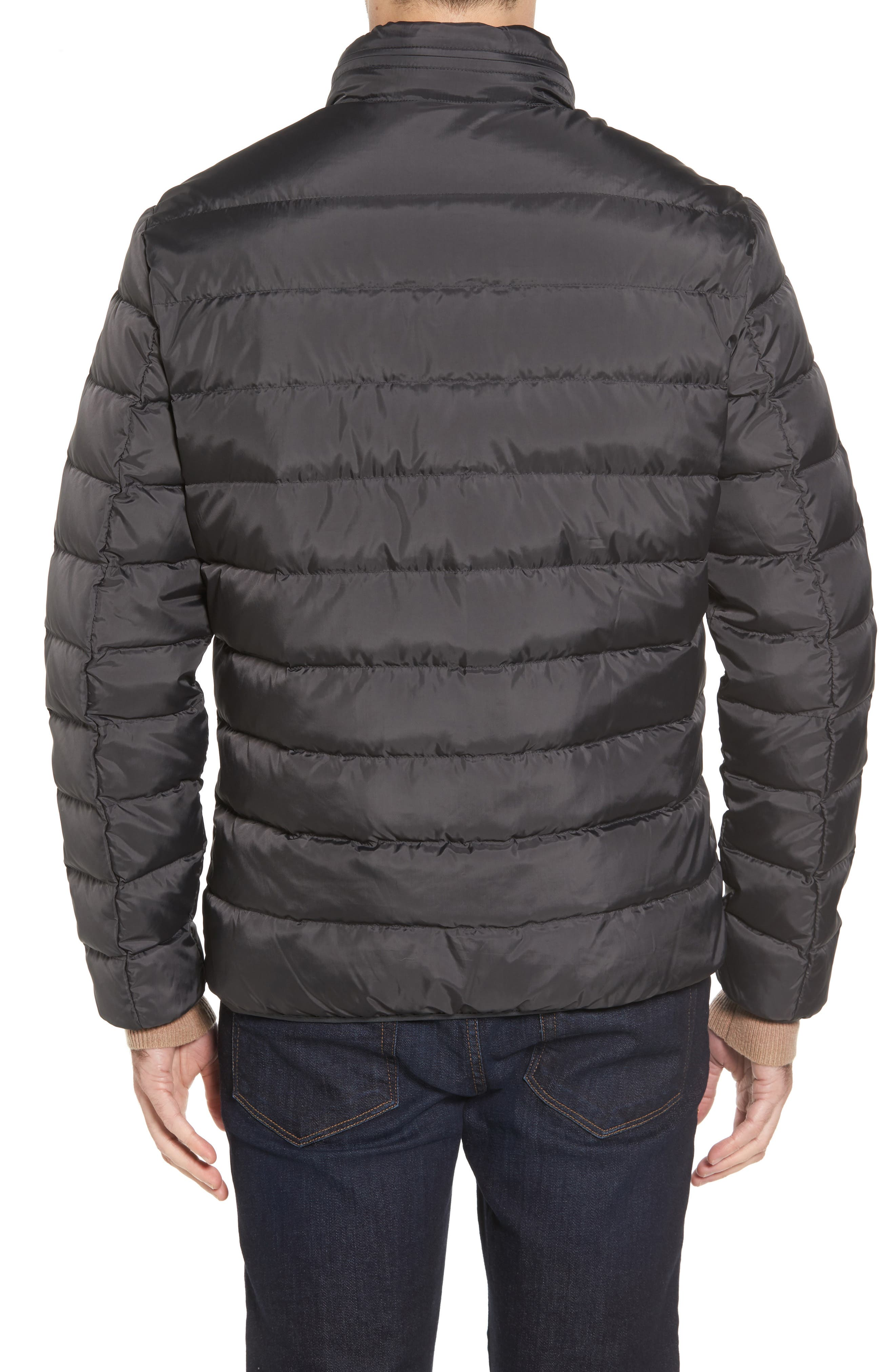 Packable Down Jacket,                             Alternate thumbnail 2, color,                             GREY