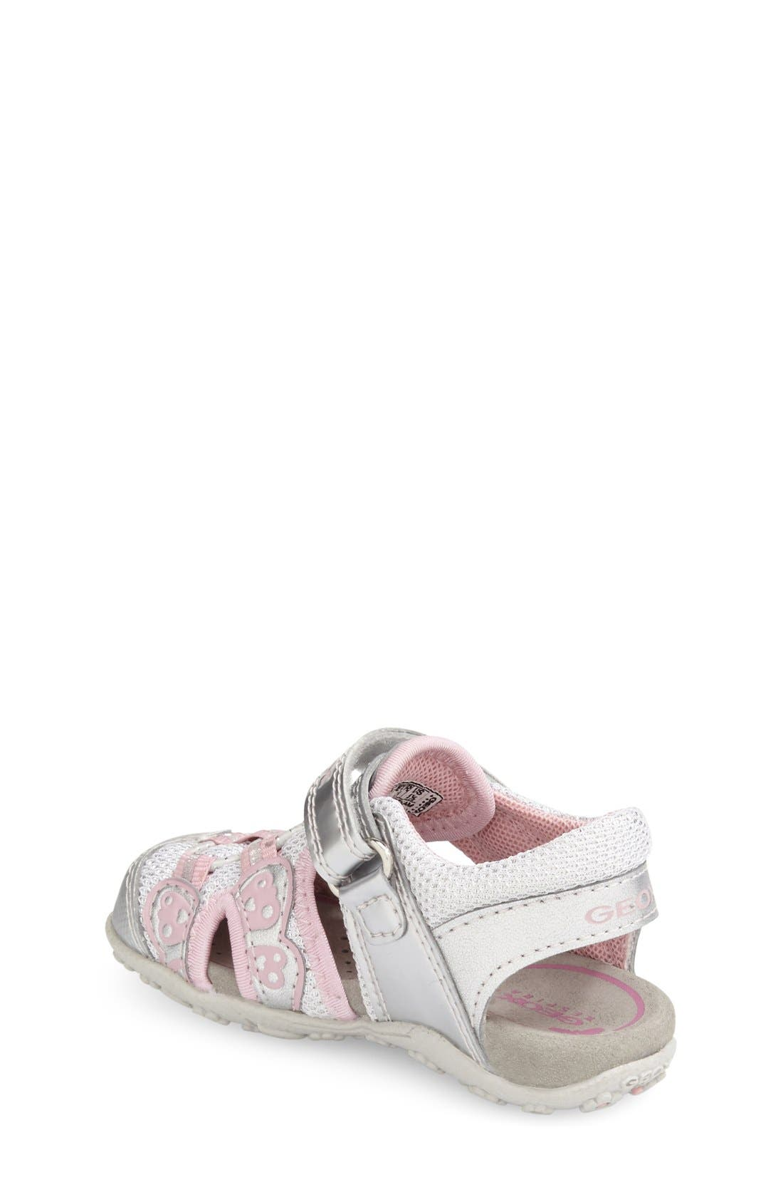 'Jr Roxanne 38' Sandal,                             Alternate thumbnail 2, color,                             150
