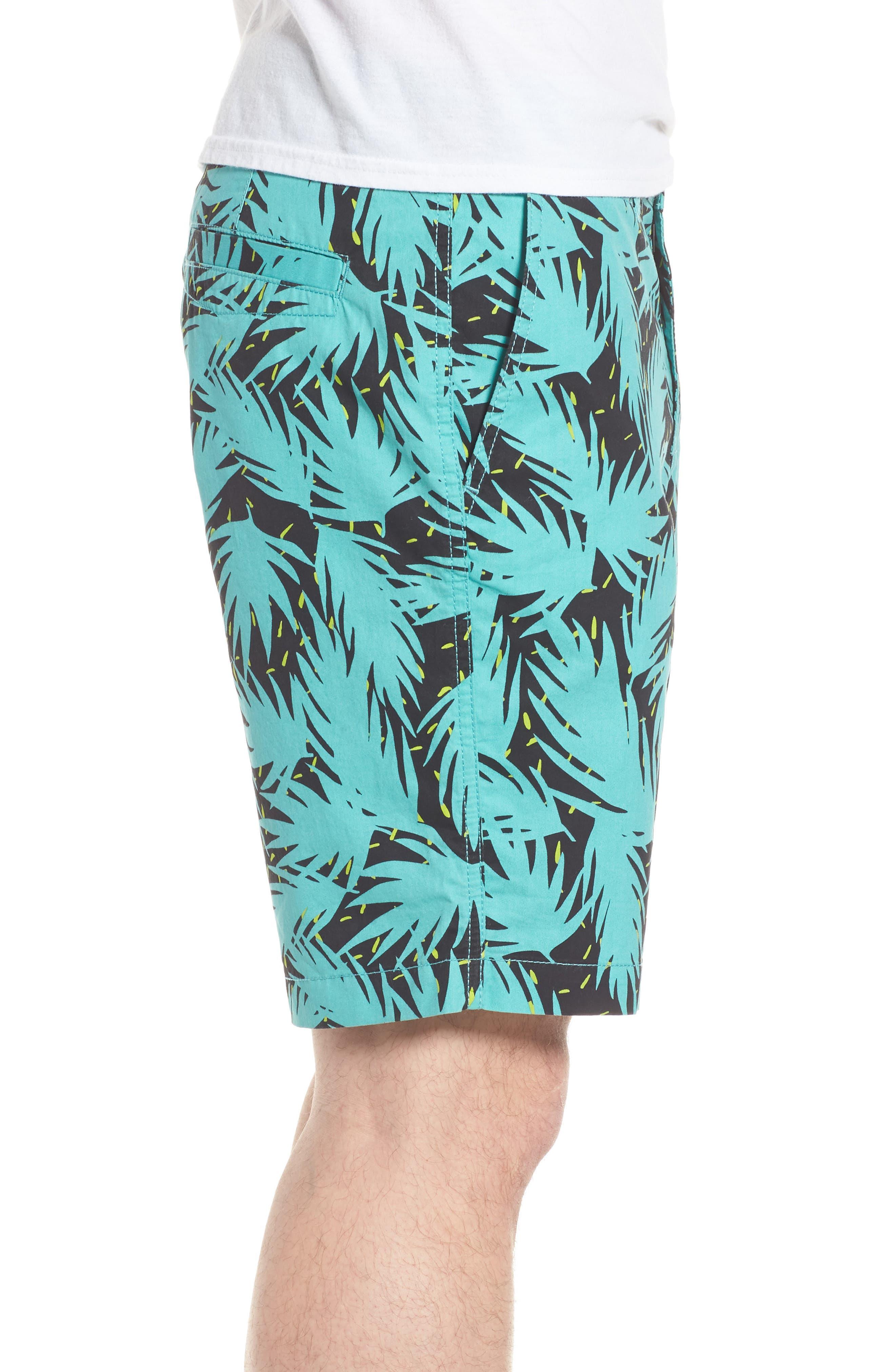 Neo Tropical Shorts,                             Alternate thumbnail 3, color,                             440