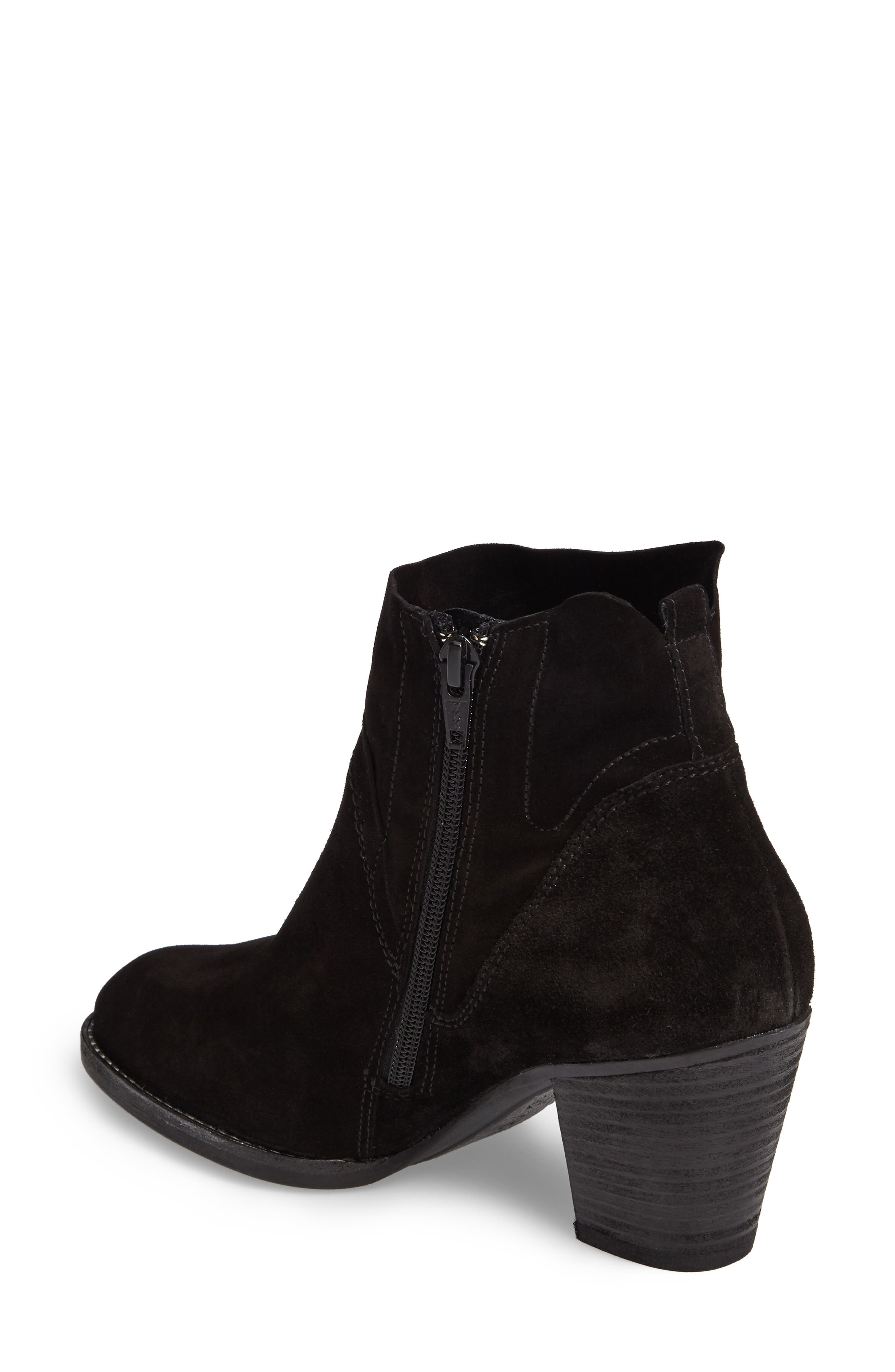 Nora Water Resistant Bootie,                             Alternate thumbnail 2, color,                             003