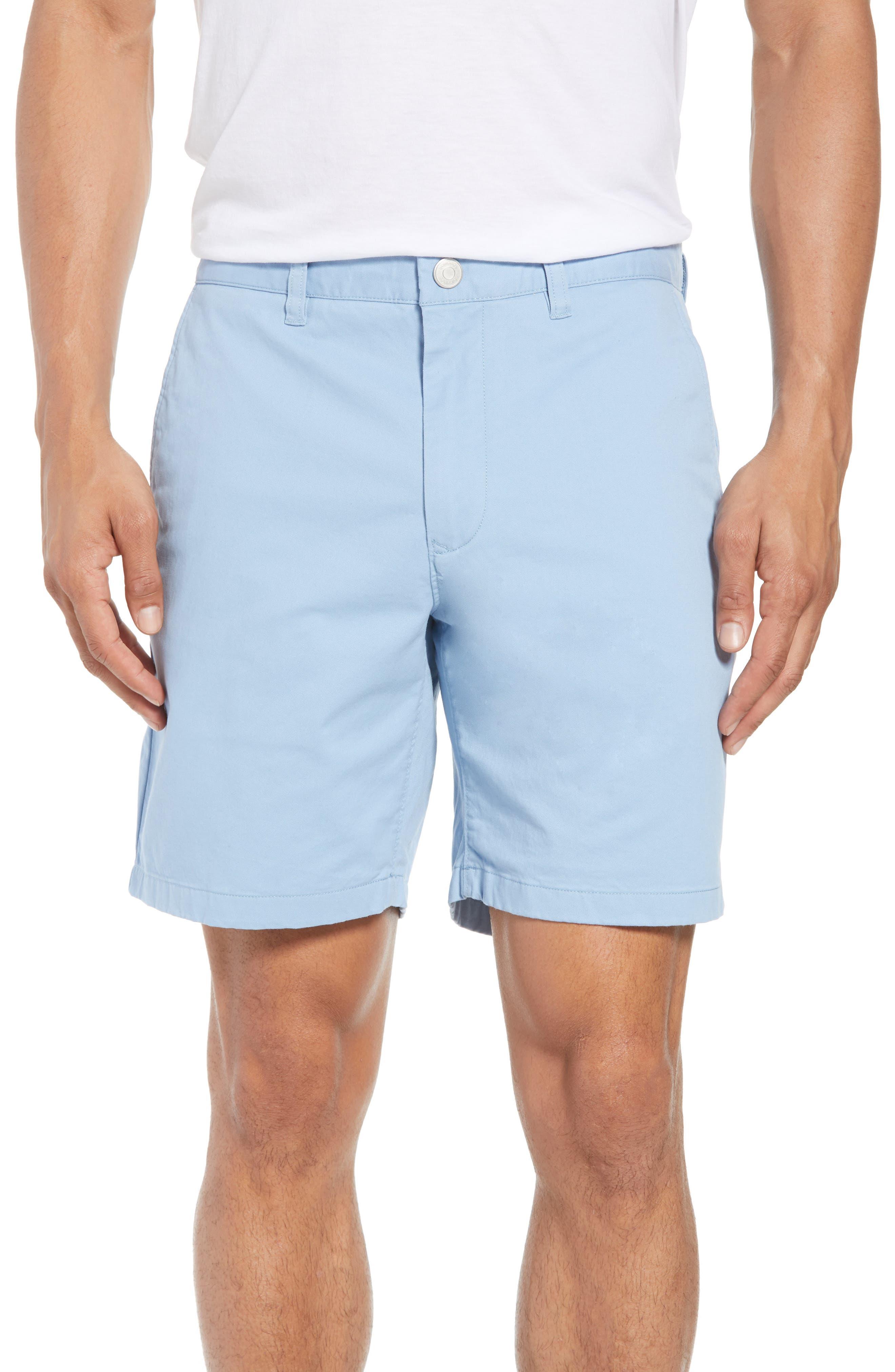 Stretch Washed Chino 7-Inch Shorts,                             Main thumbnail 6, color,