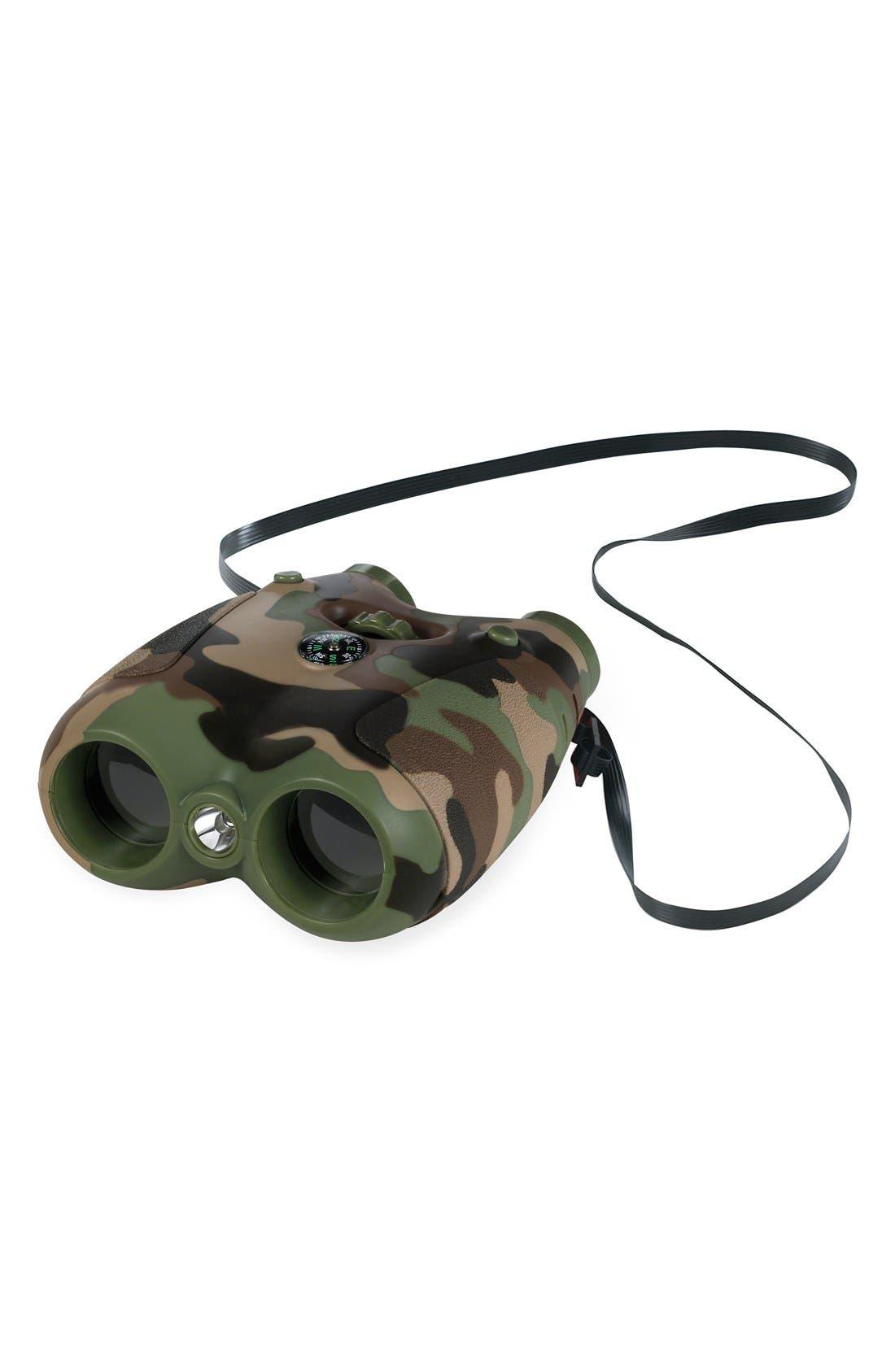 Camouflage Binoculars,                             Main thumbnail 1, color,                             NO COLOR