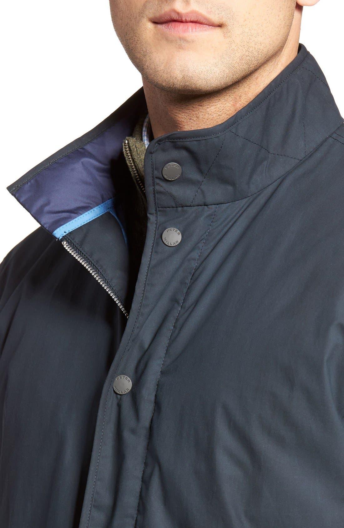 Harrison Water Resistant Field Jacket,                             Alternate thumbnail 3, color,                             413
