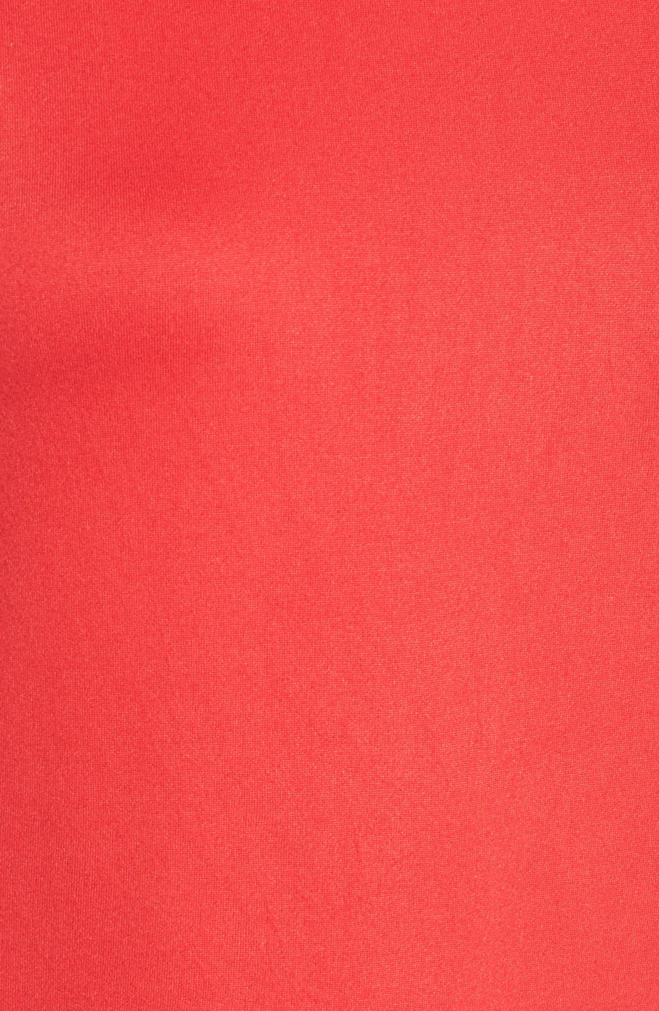 Asymmetrical Ruffle Hem Top,                             Alternate thumbnail 30, color,