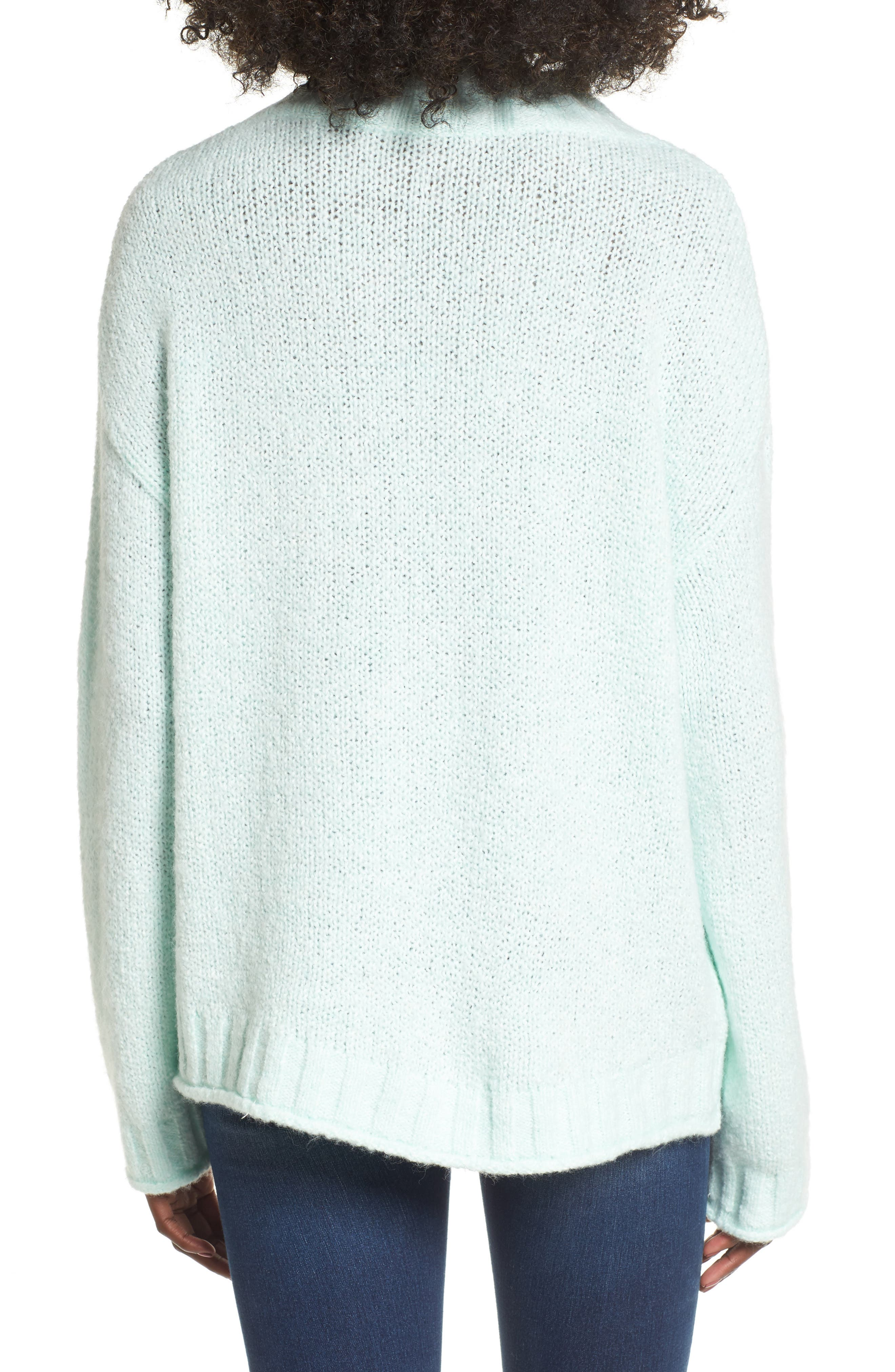 Cozy Mock Neck Sweater,                             Alternate thumbnail 2, color,                             330