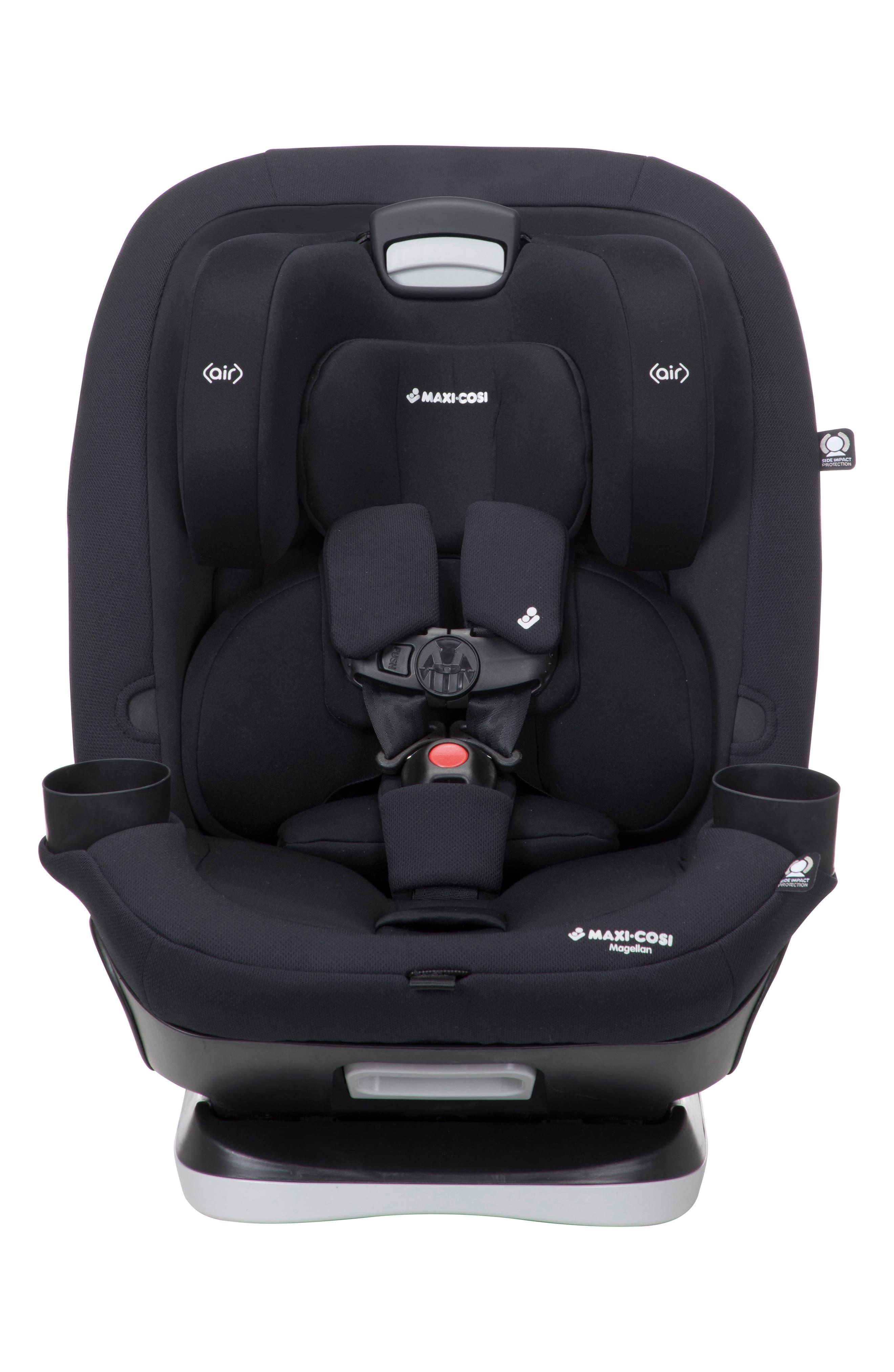 Infant MaxiCosi Magellan 2018 5In1 Convertible Car Seat Size One Size  Black