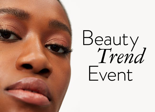 Beauty Trend Event